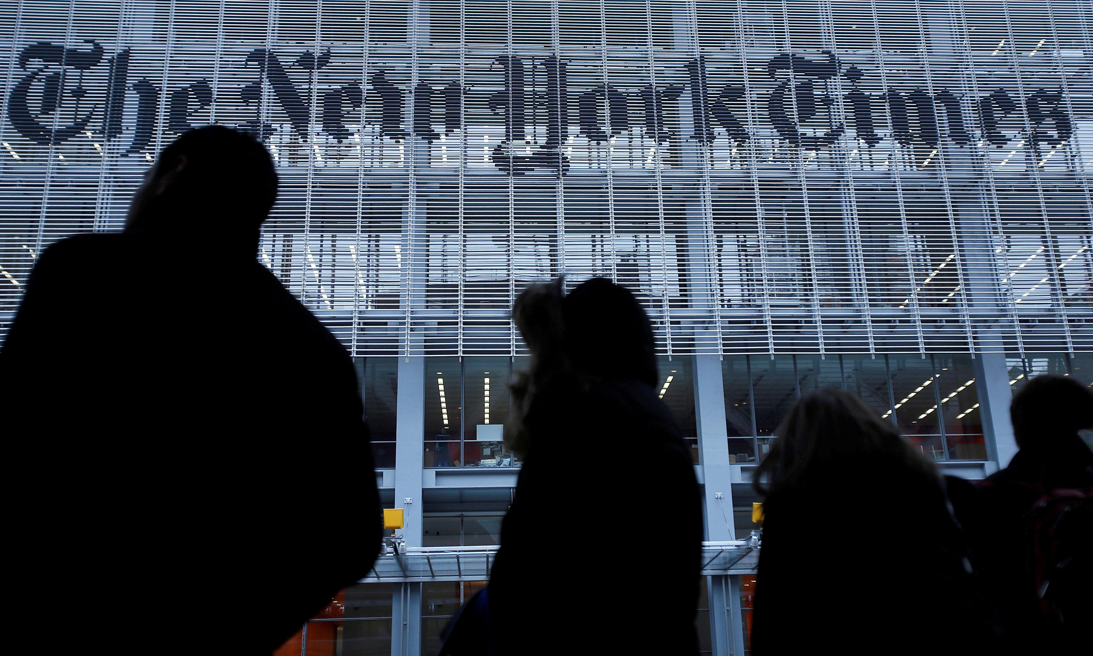 New York Times cartoon ban leads to a world where we say nothing at all