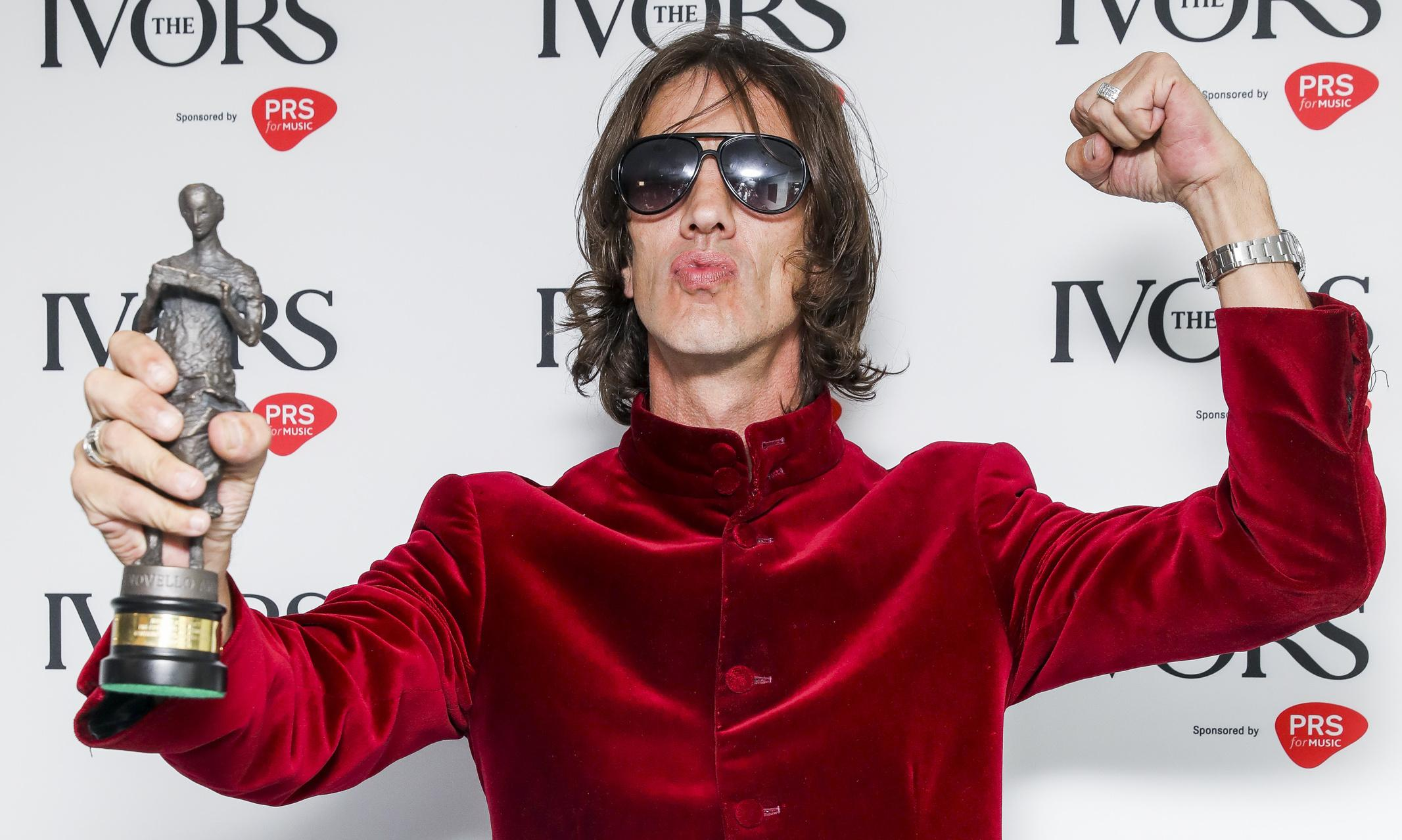 Bittersweet no more: Rolling Stones pass Verve royalties to Richard Ashcroft