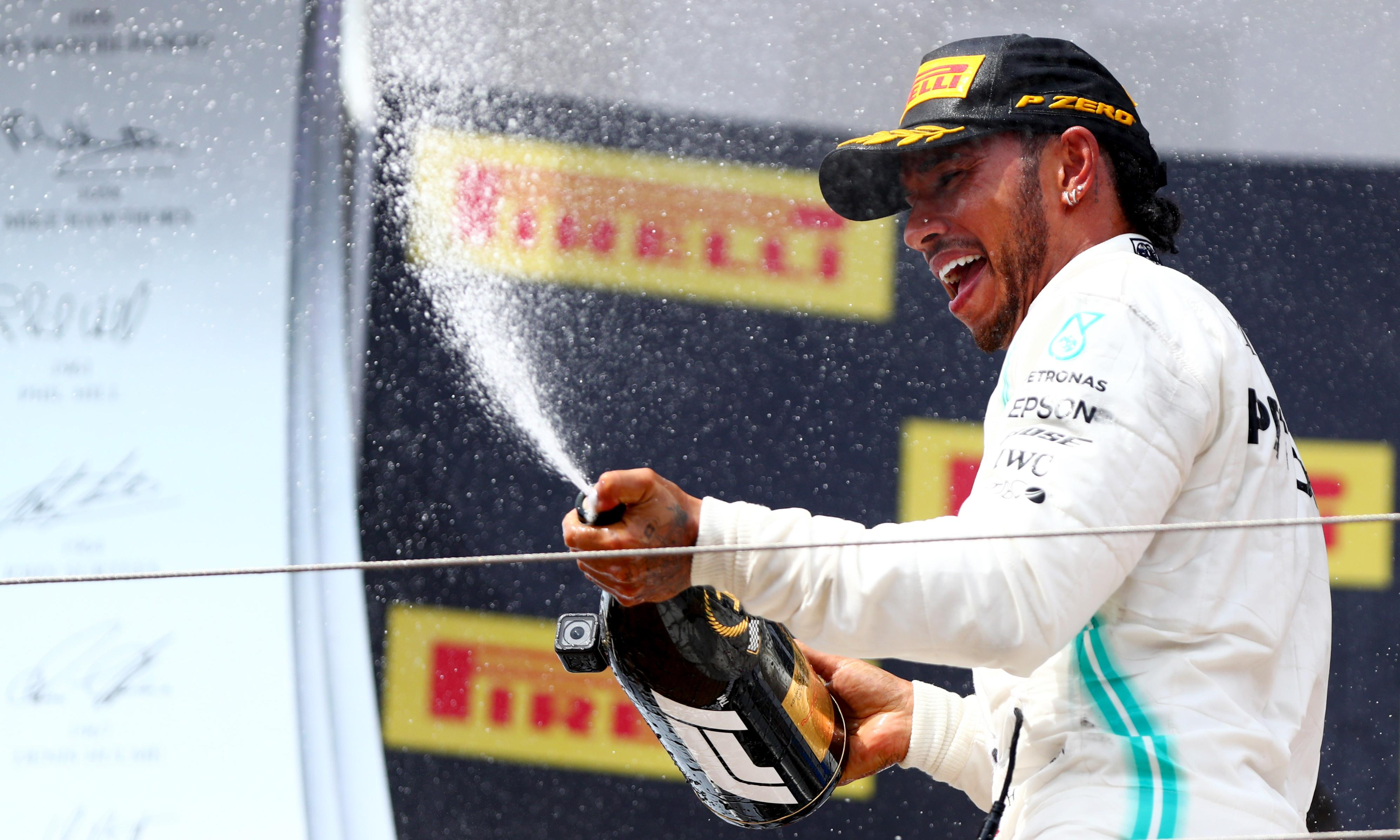 Lewis Hamilton: F1 governance must change after 'ugh' French Grand Prix