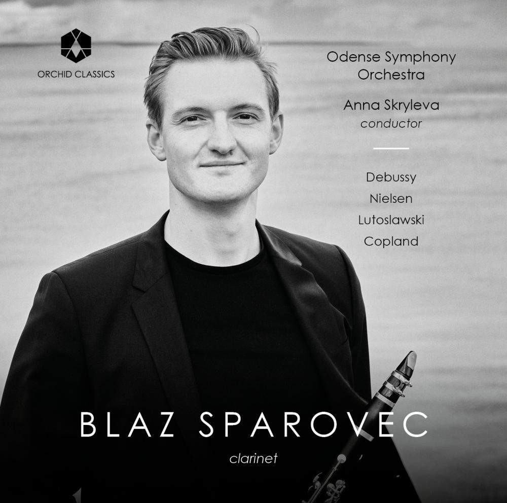 Blaž Šparovec album cover