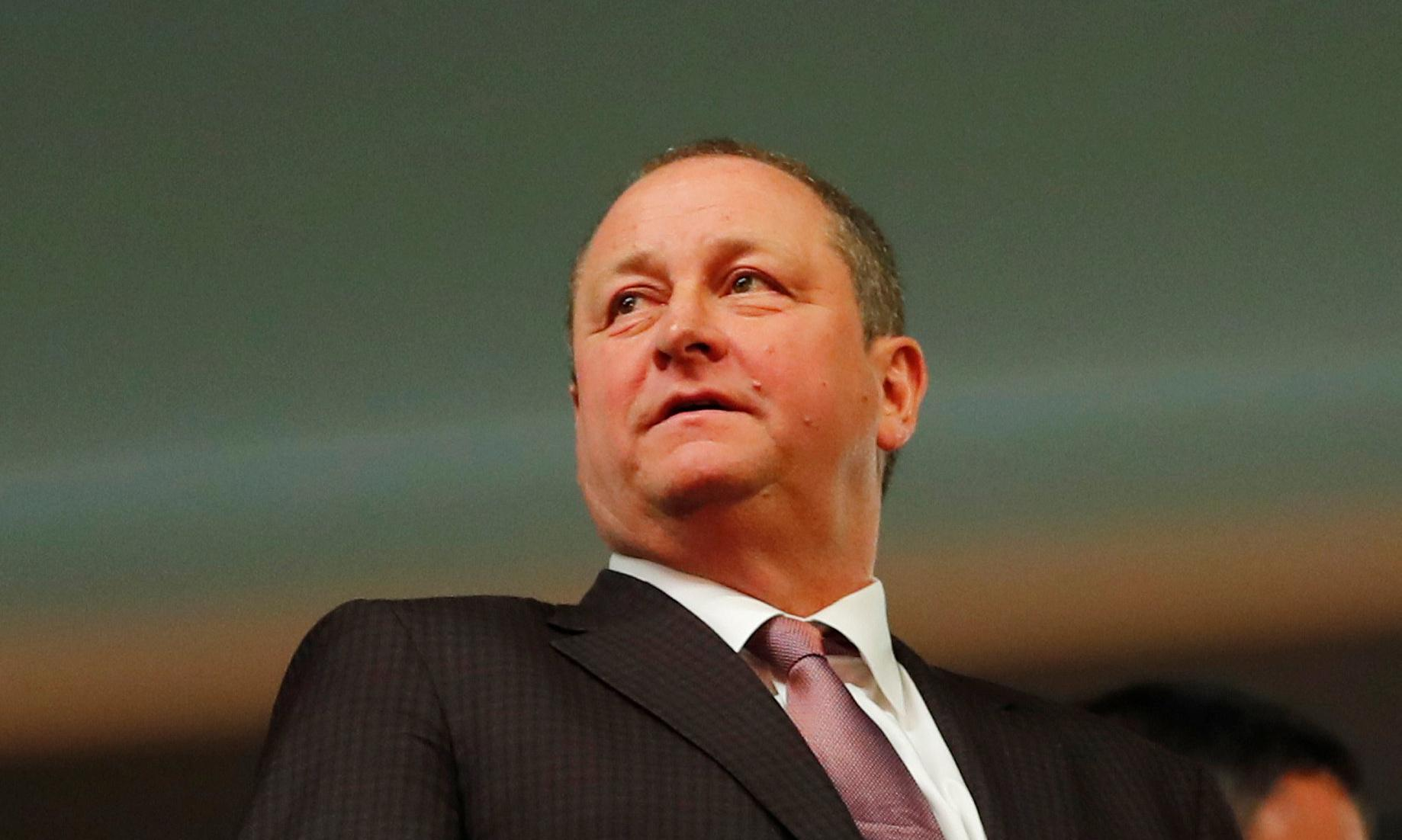 House of Fraser landlord serves notice on Mike Ashley to leave
