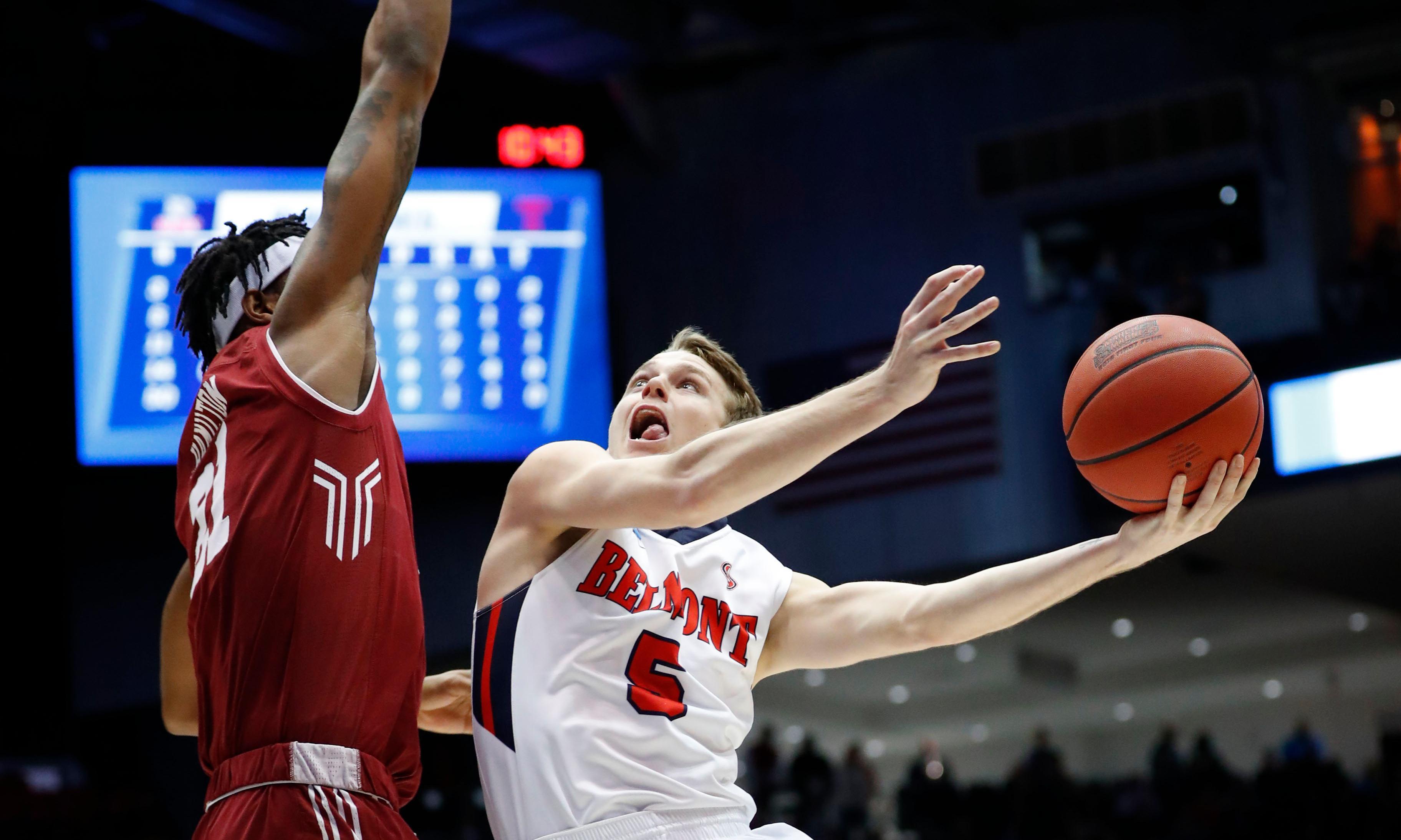 Belmont, Fairleigh Dickinson open NCAA tournament with First Four wins