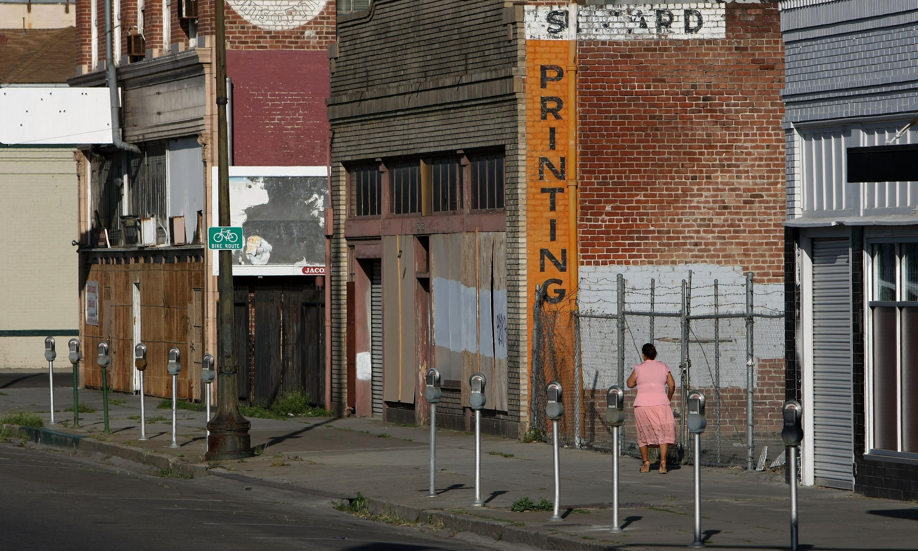 Stockton, California, is the most racially and ethnically diverse city in America