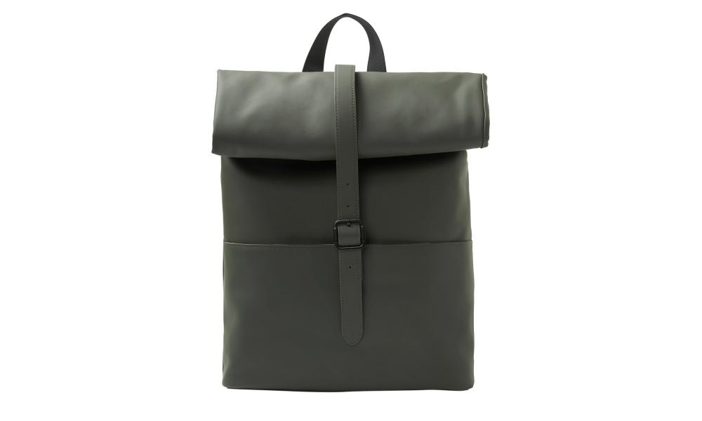 Vancouver roll-top backpack, £55