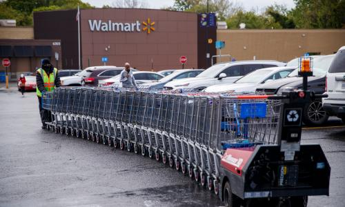 'You can't pay bills on $12 an hour': Walmart employees left out of raises