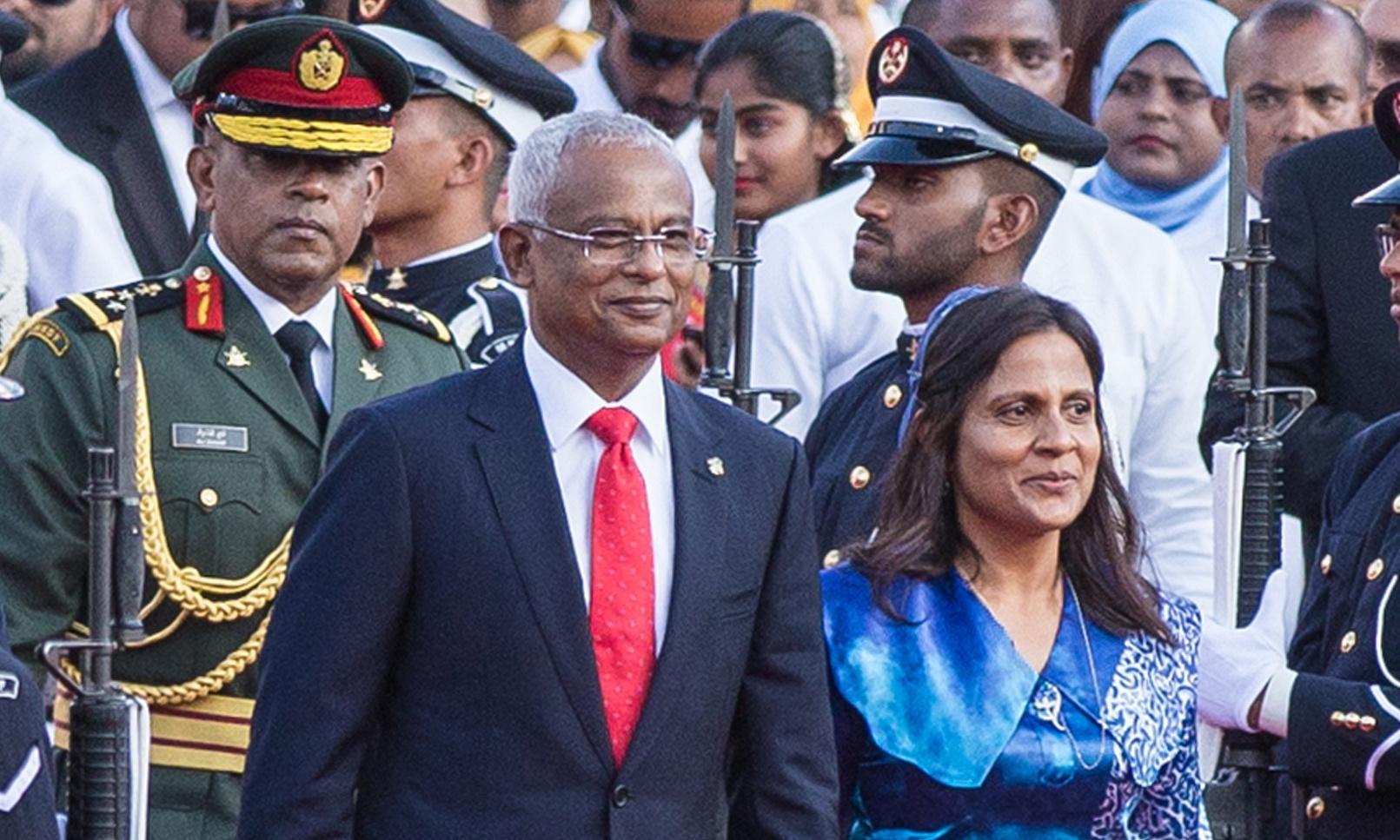 Maldives' new president warns treasury 'looted' during China-led boom