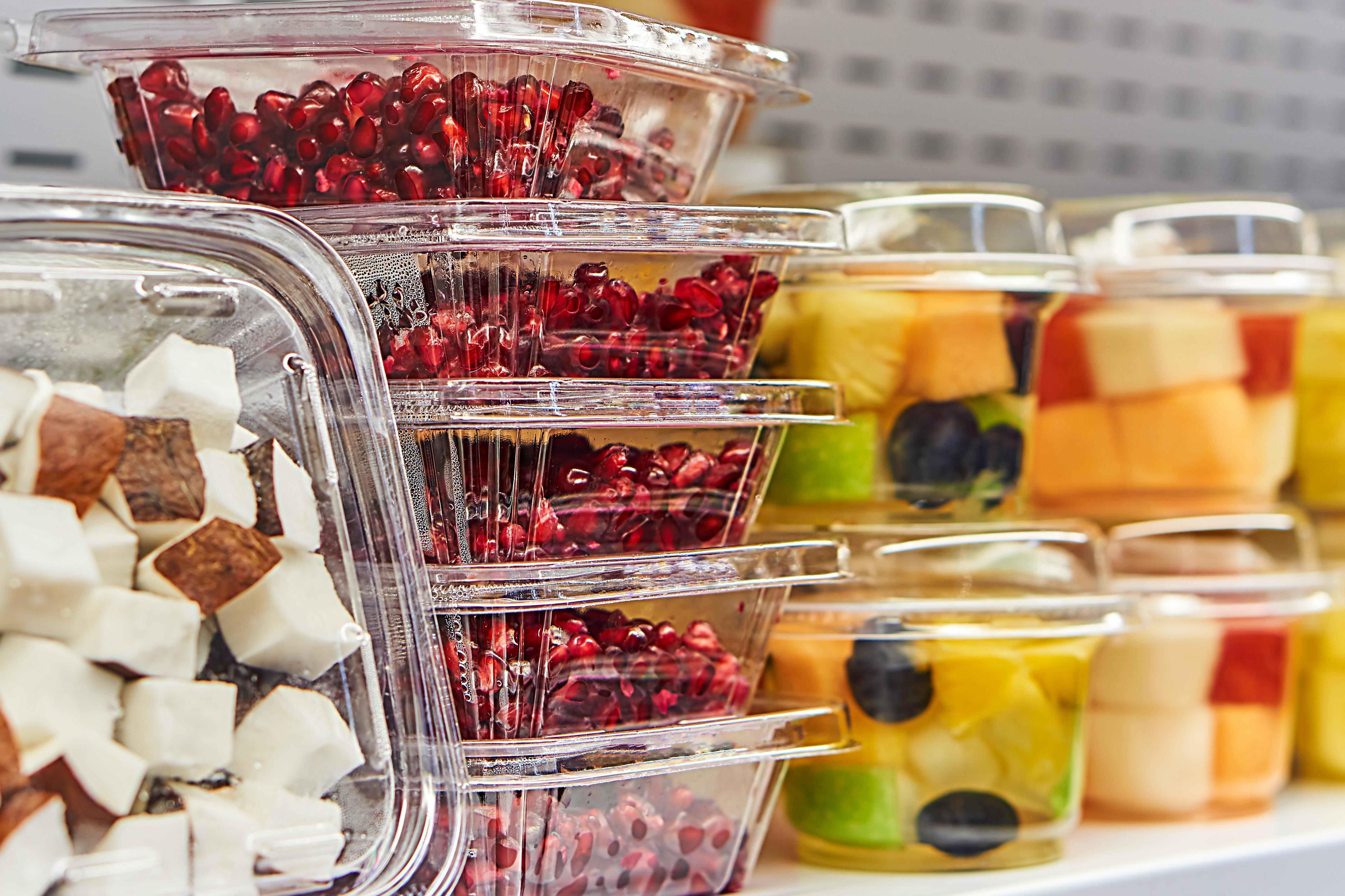Food packaging is full of toxic chemicals – here's how it could affect your health