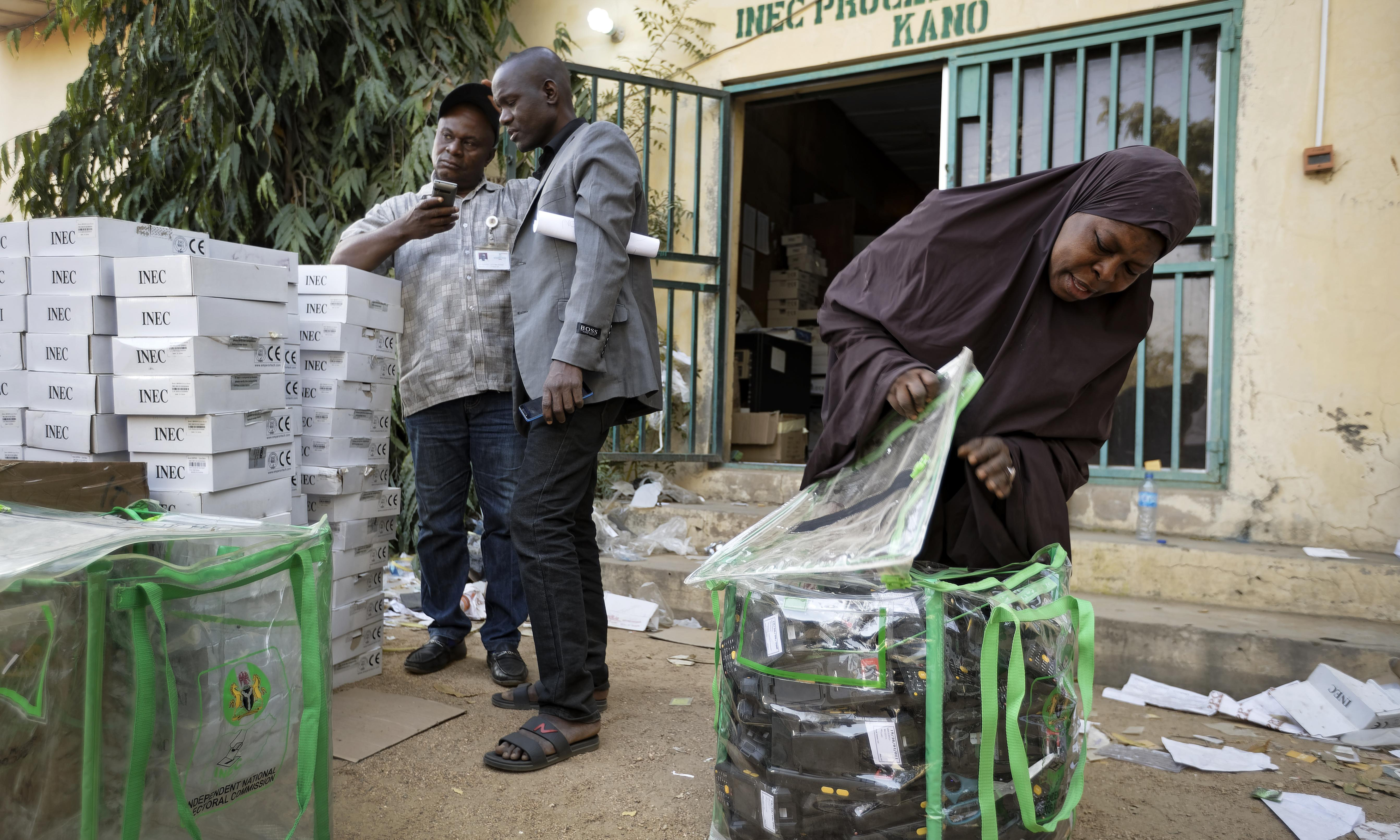 Nigerians set to go to polls in referendum on Buhari's first term