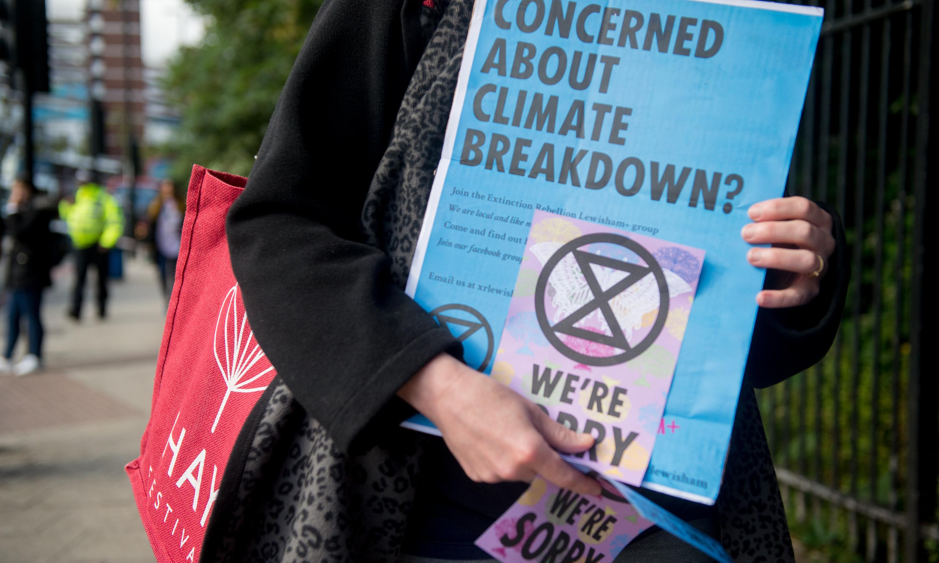 UK citizens' assembly on climate emergency announced