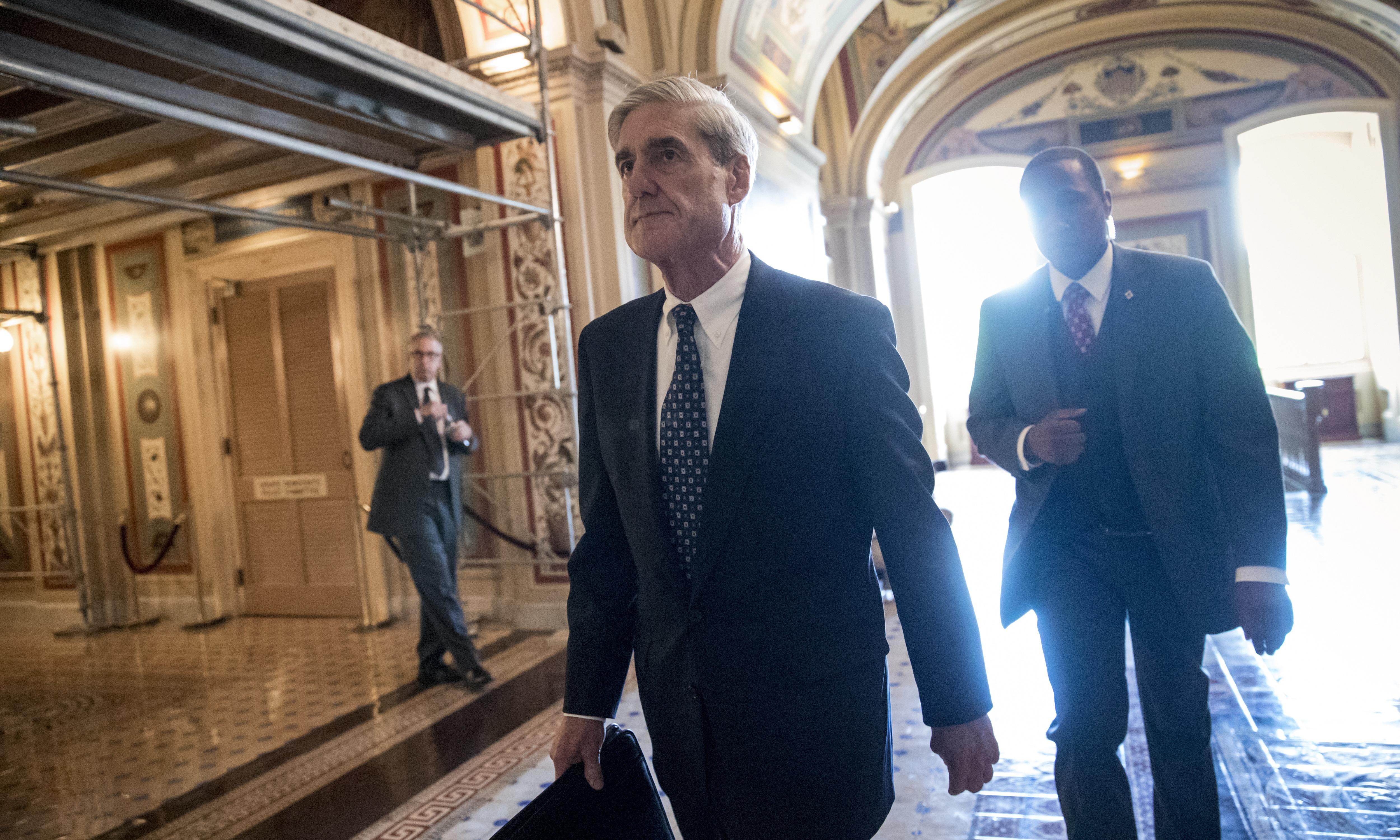 The Mueller Report by the Washington Post review – the truth is out there… somewhere