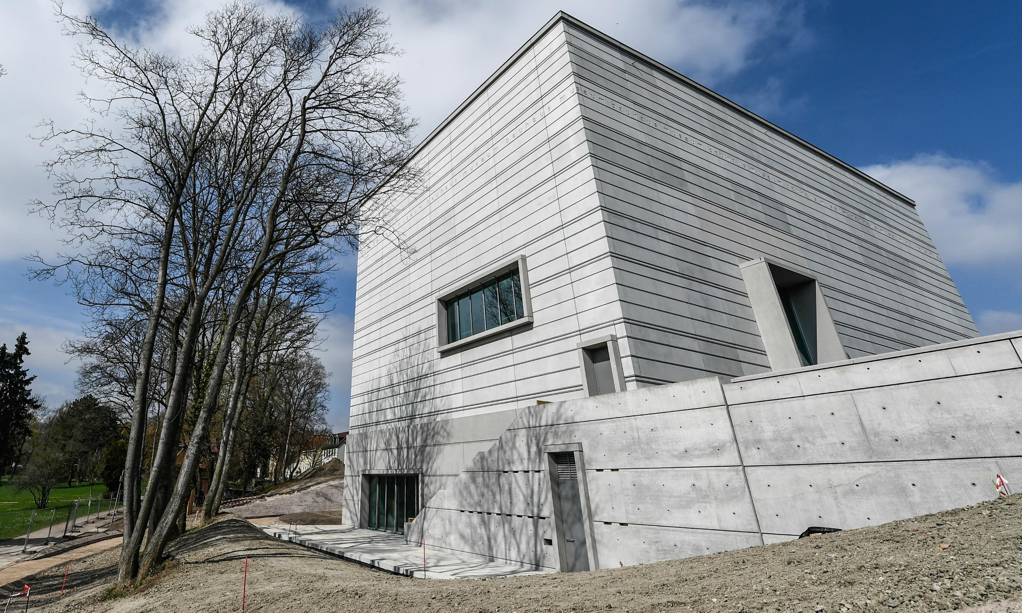 A bunker for Bauhaus: design school comes home to Weimar