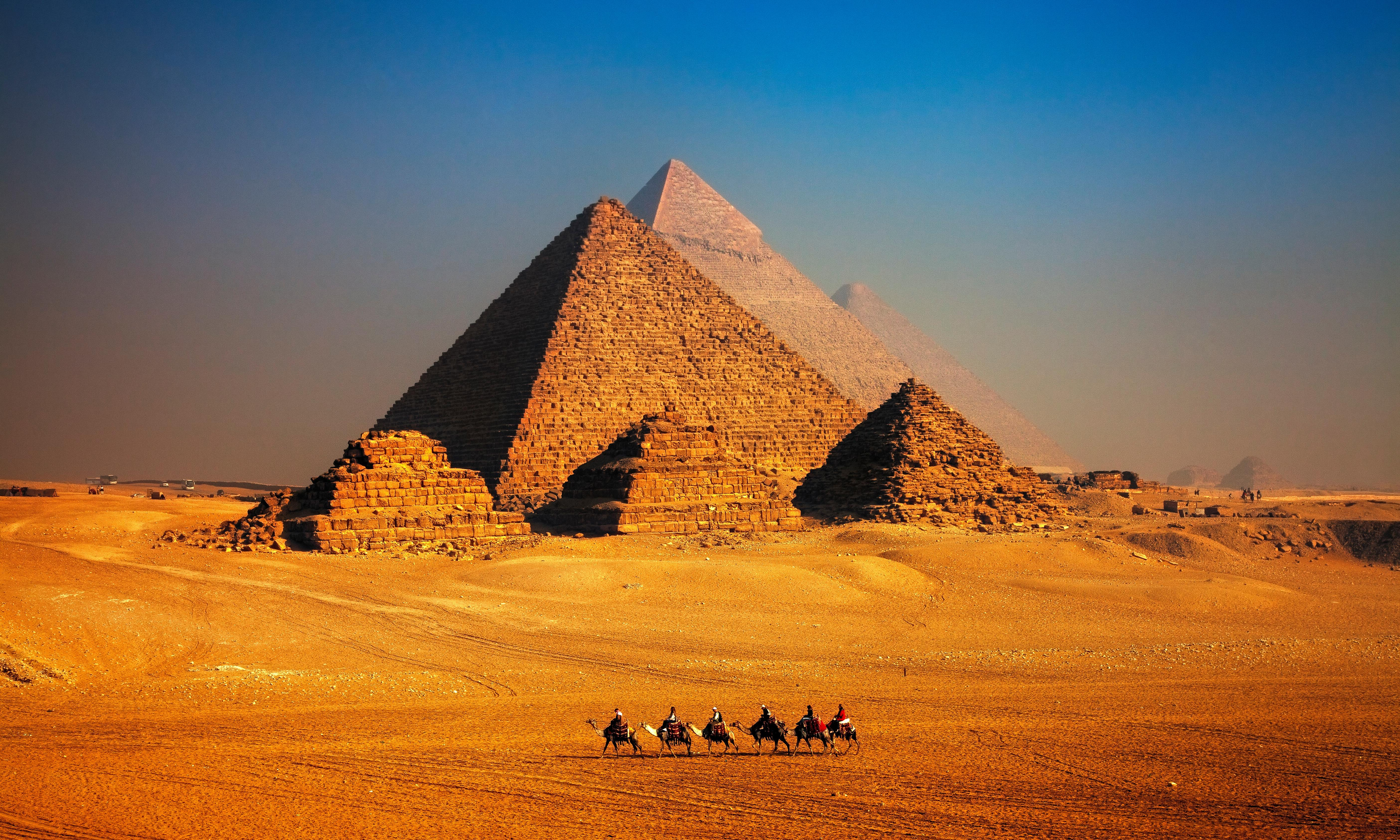 New discovery throws light on mystery of pyramids' construction