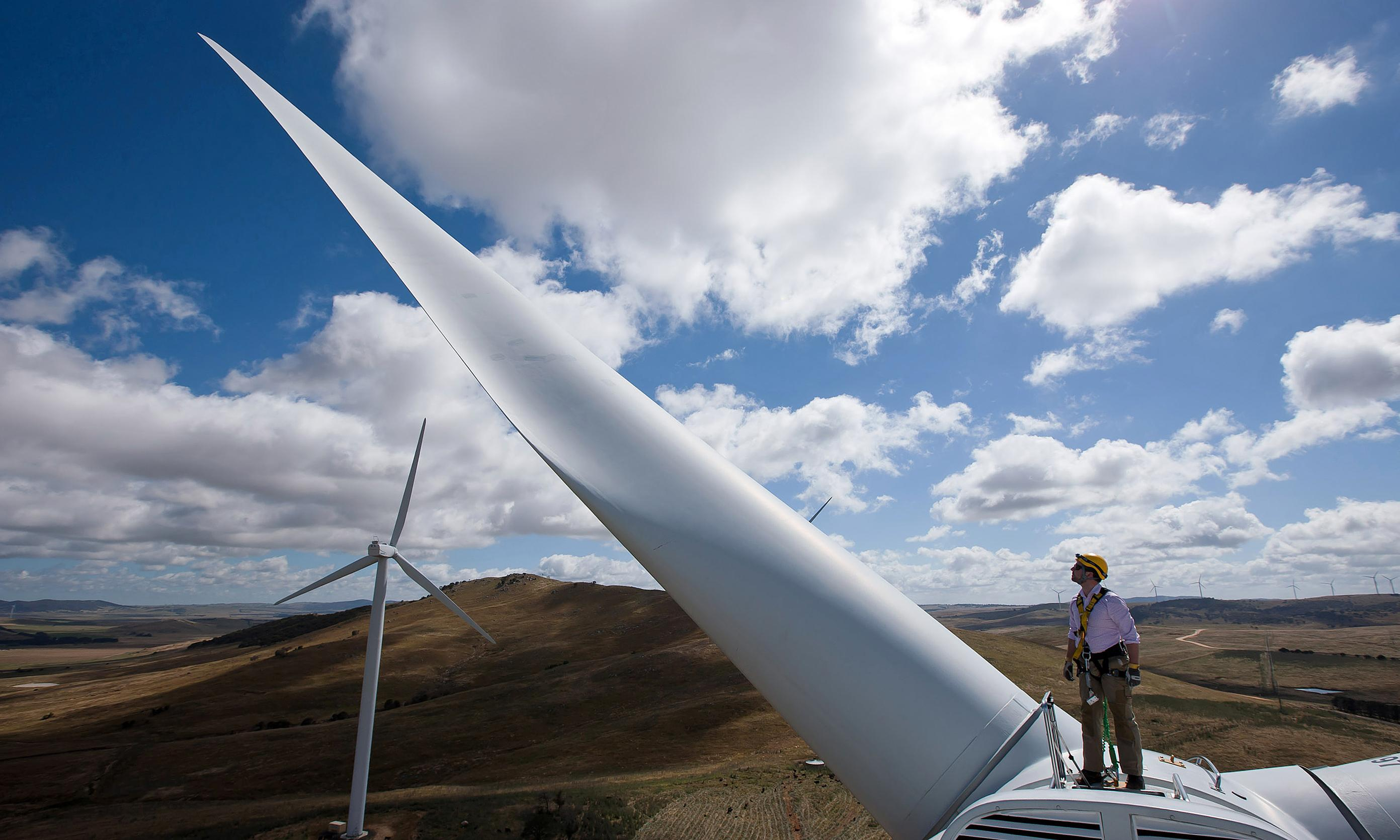 New Victorian windfarm could provide 10% of state's energy