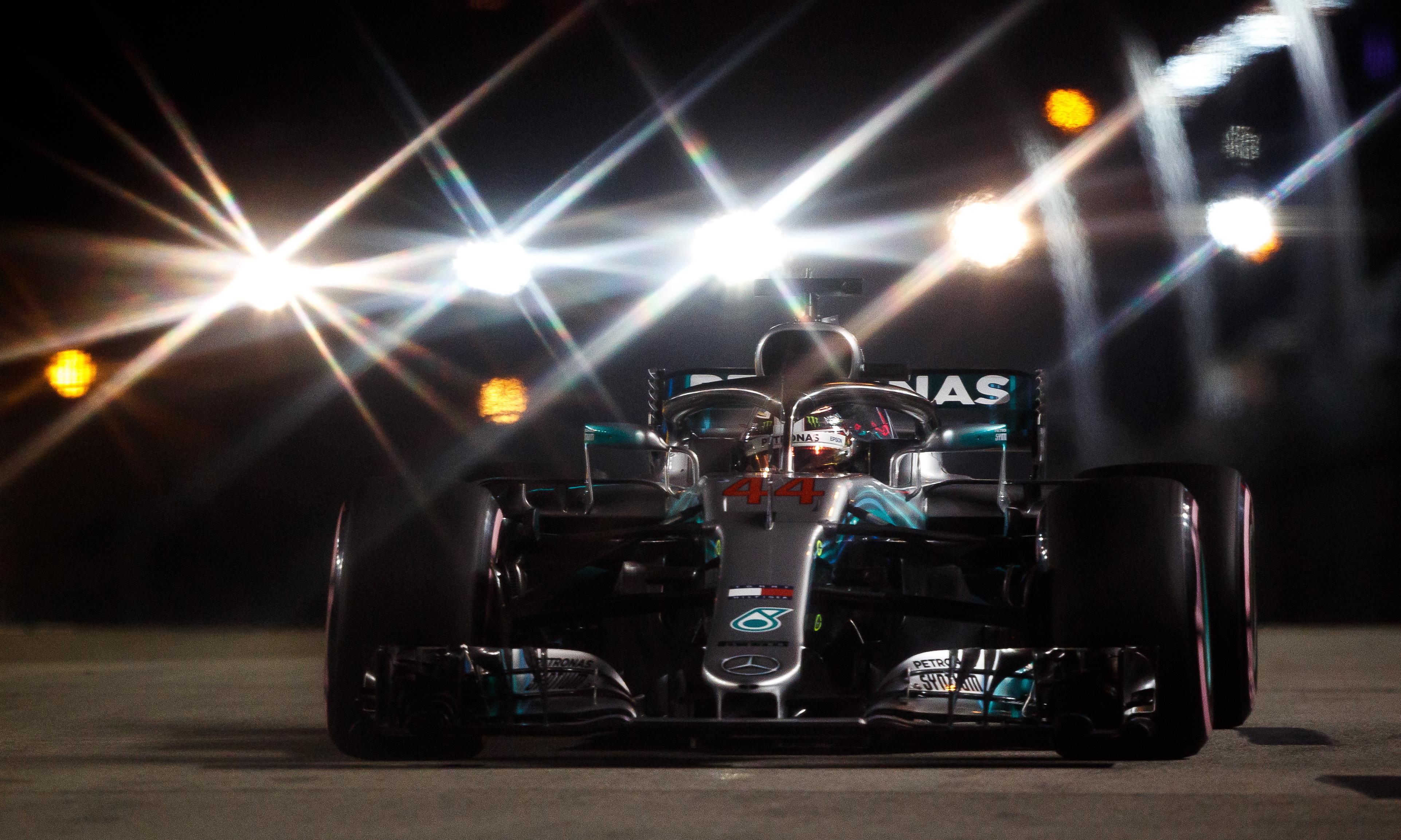 Spectacle of Singapore offers F1's best chance of attracting a new audience