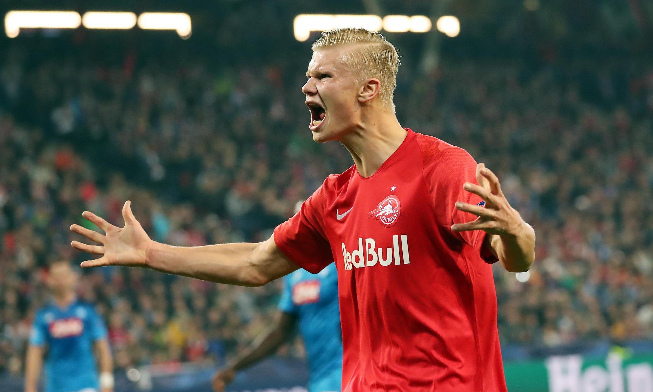 Football transfer rumours: Erling Braut Haaland to Dortmund for £17m?