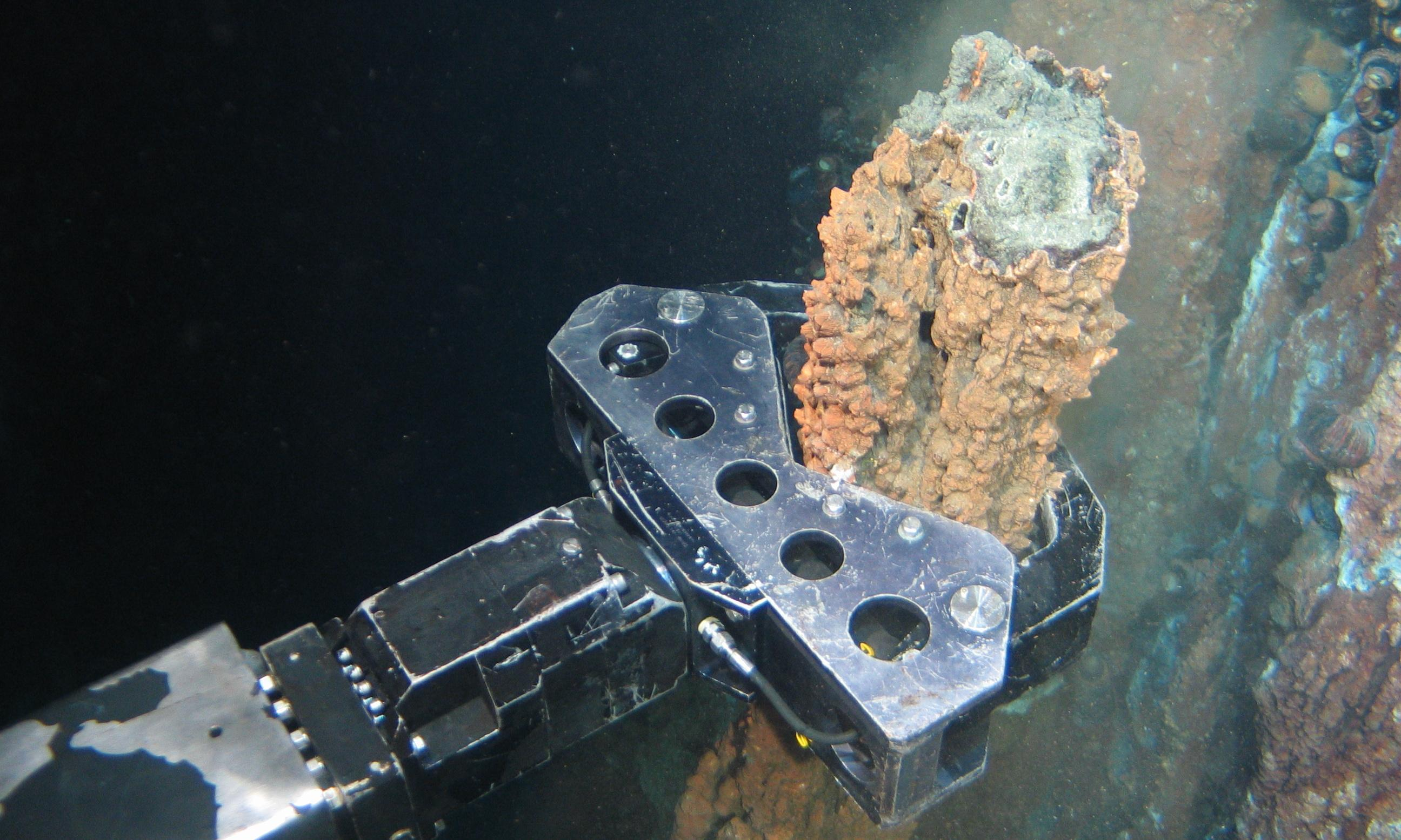 Deep-sea mining to turn oceans into 'new industrial frontier'