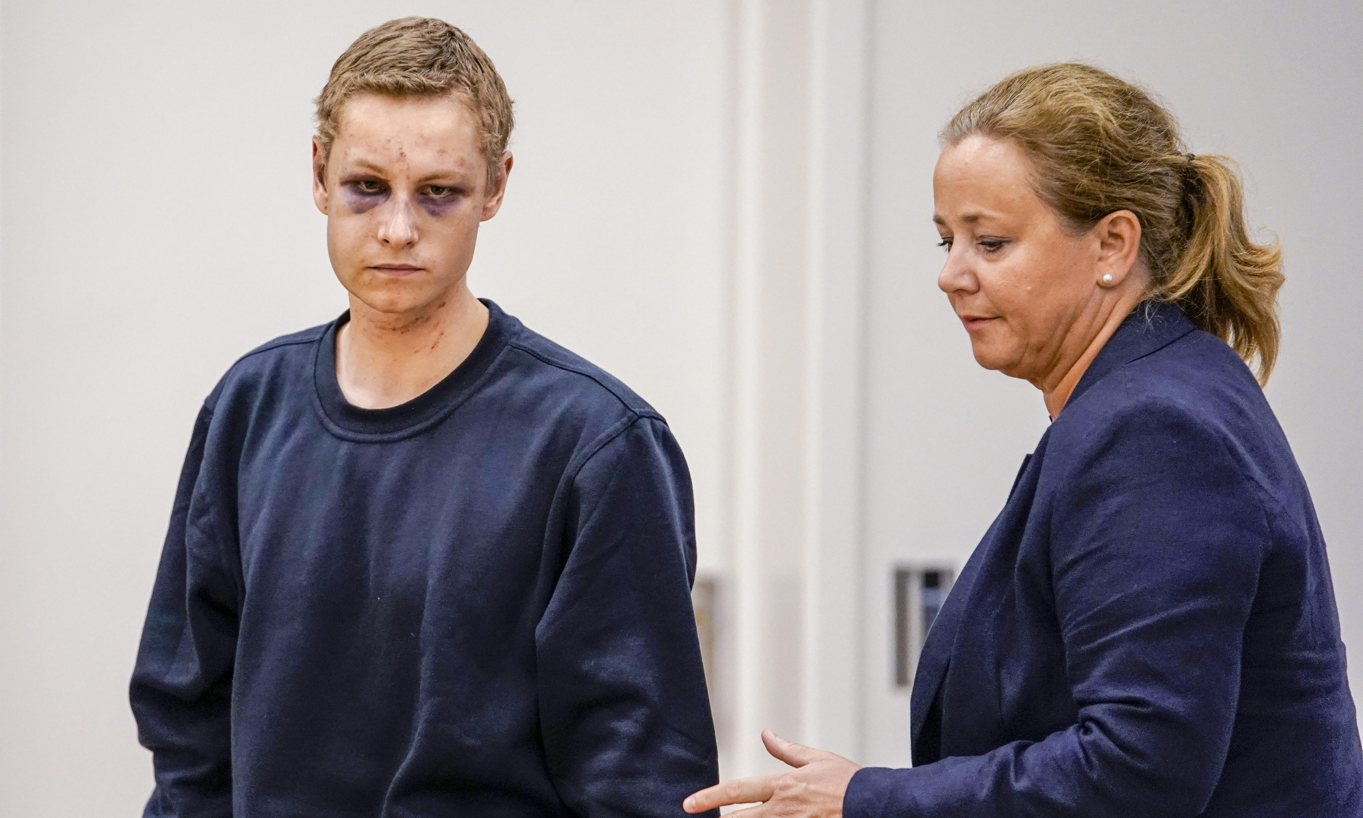 Norway mosque attack suspect appears in court