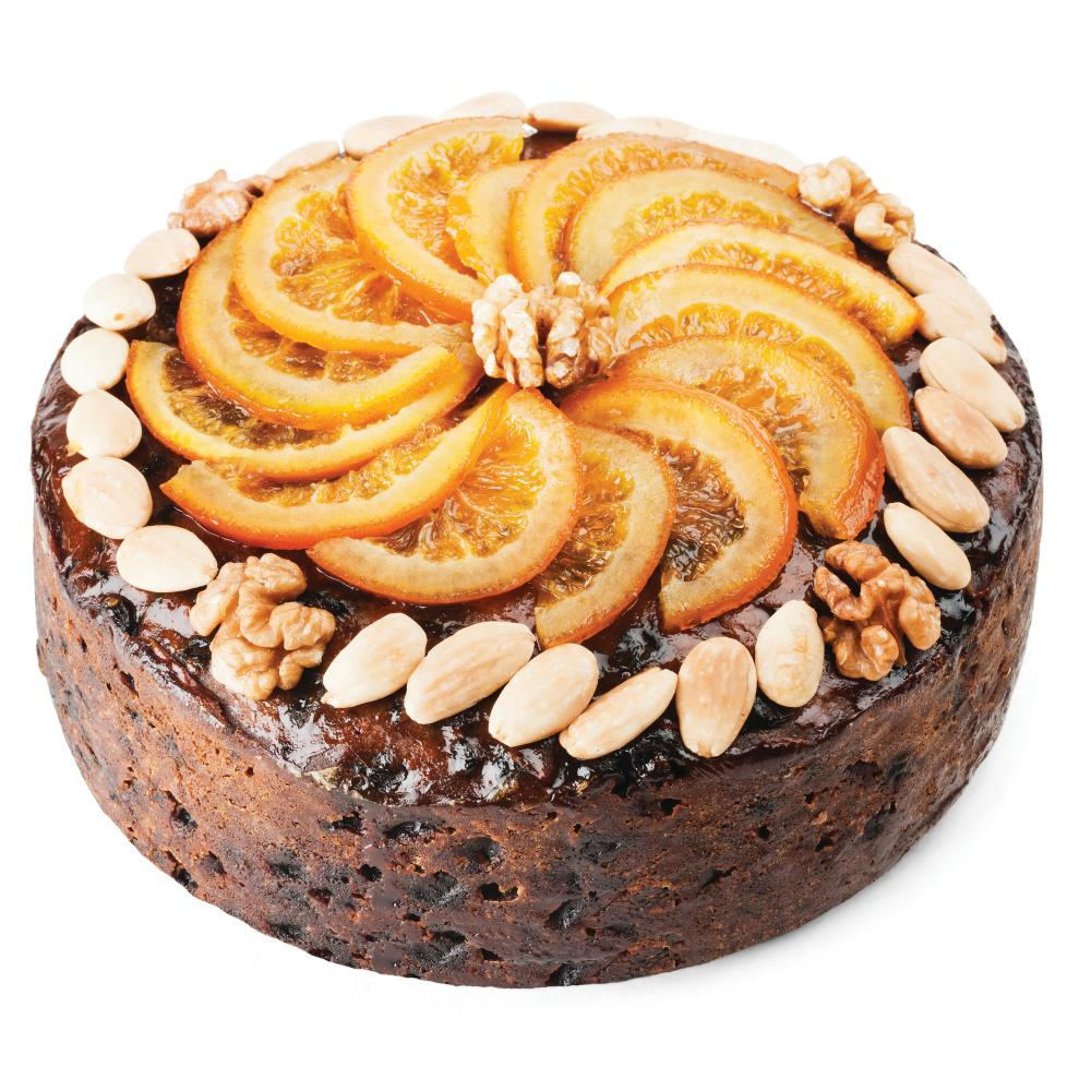 Daylesford Christmas Cake
