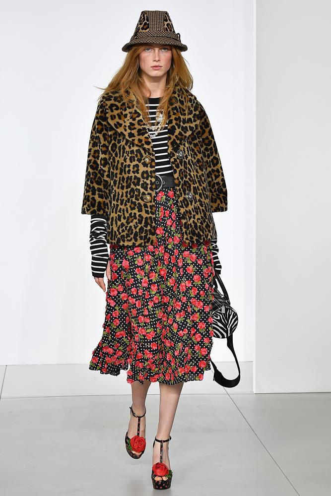 Michael Kors AW18, New York fashion week
