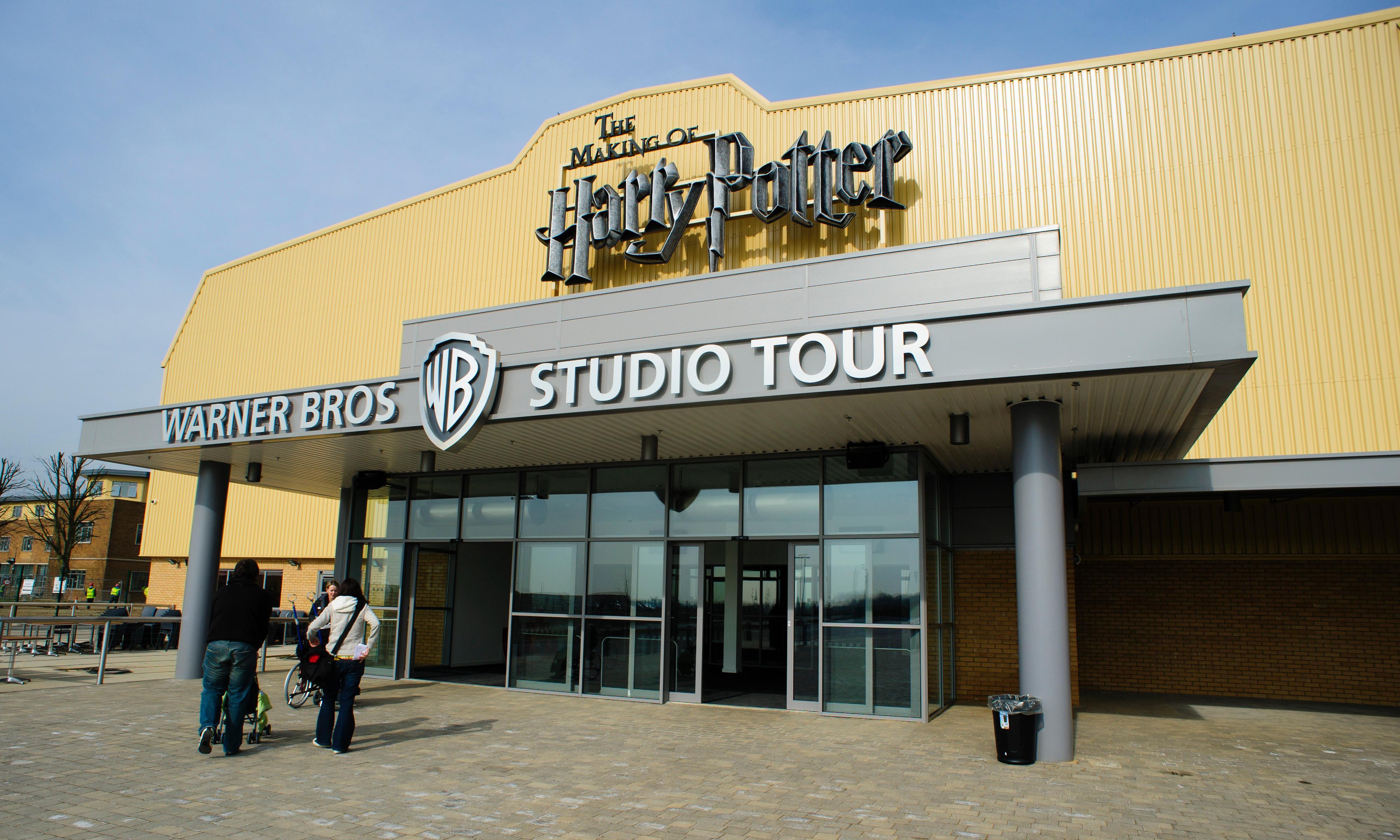 Crew member stabbed on set at Harry Potter film studio