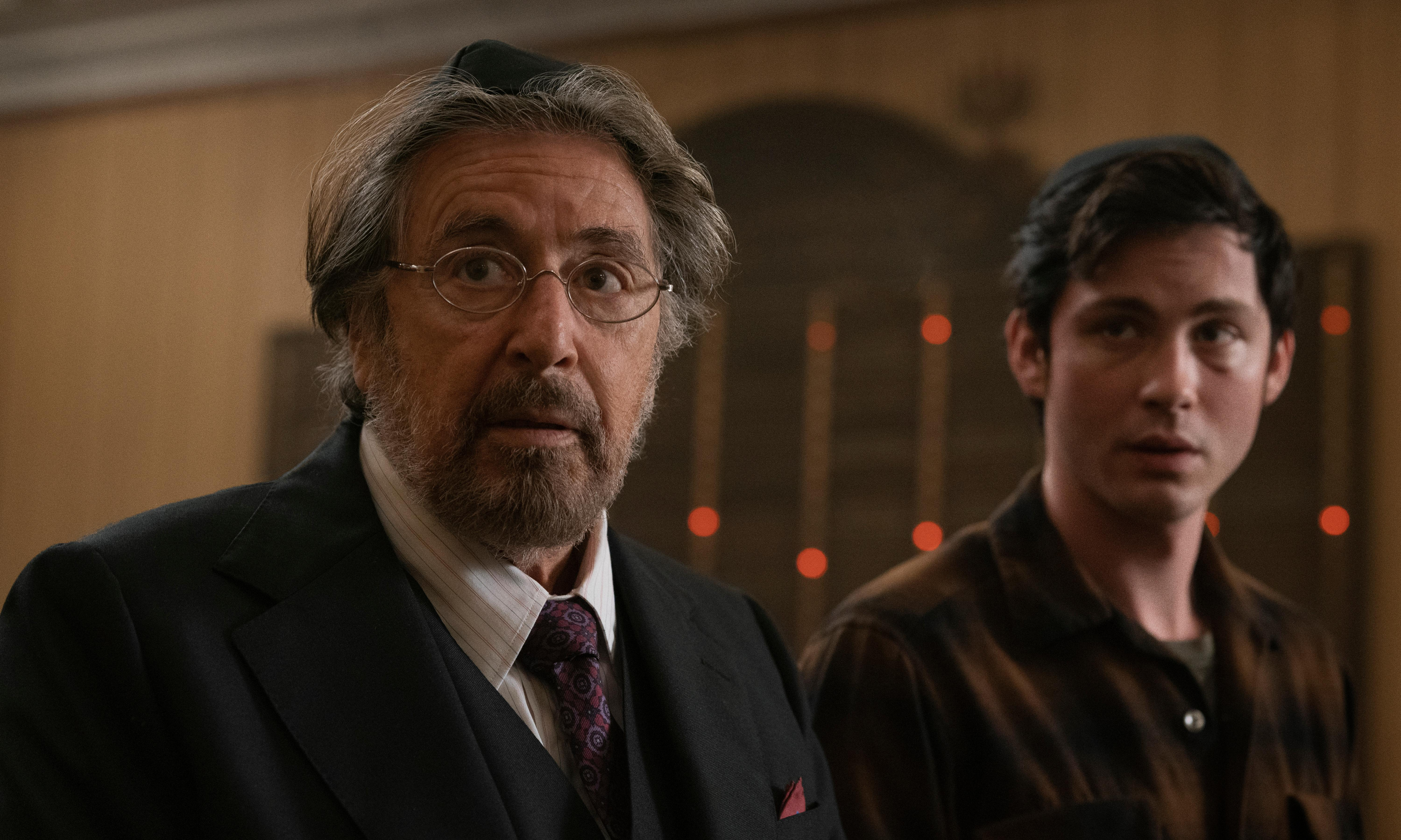 Hunters review – Al Pacino's Nazi killer drama is dangerously insensitive