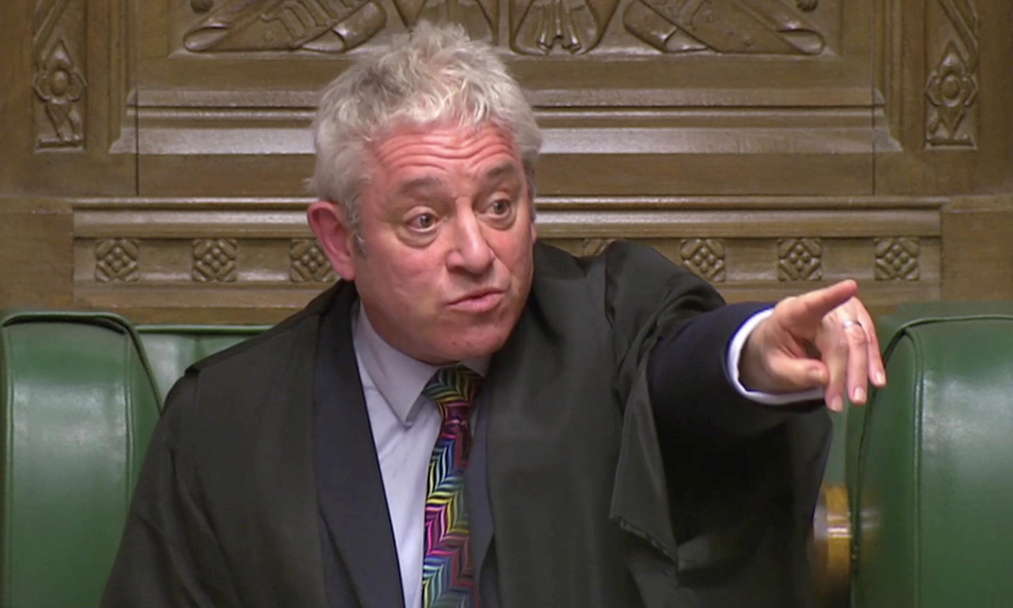 John Bercow's ruling has breathed new life into the people's vote