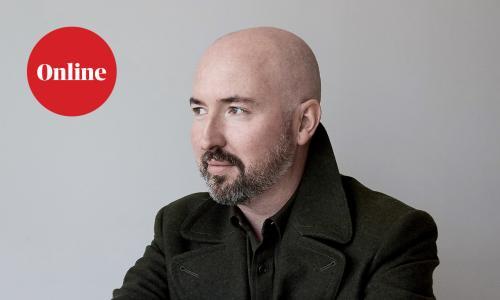 2020 Booker prize winner Douglas Stuart