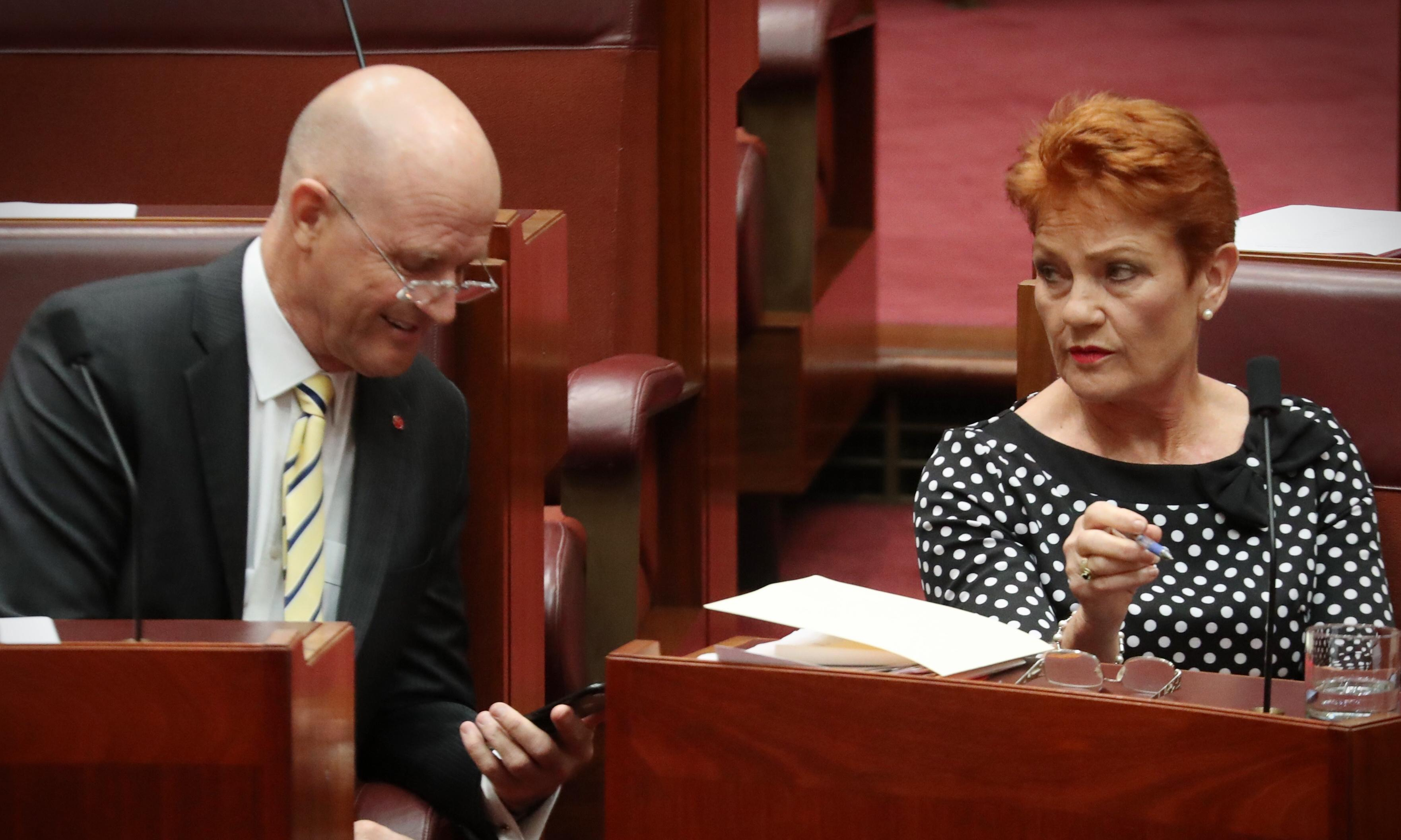 David Leyonhjelm fails to win seat in NSW upper house