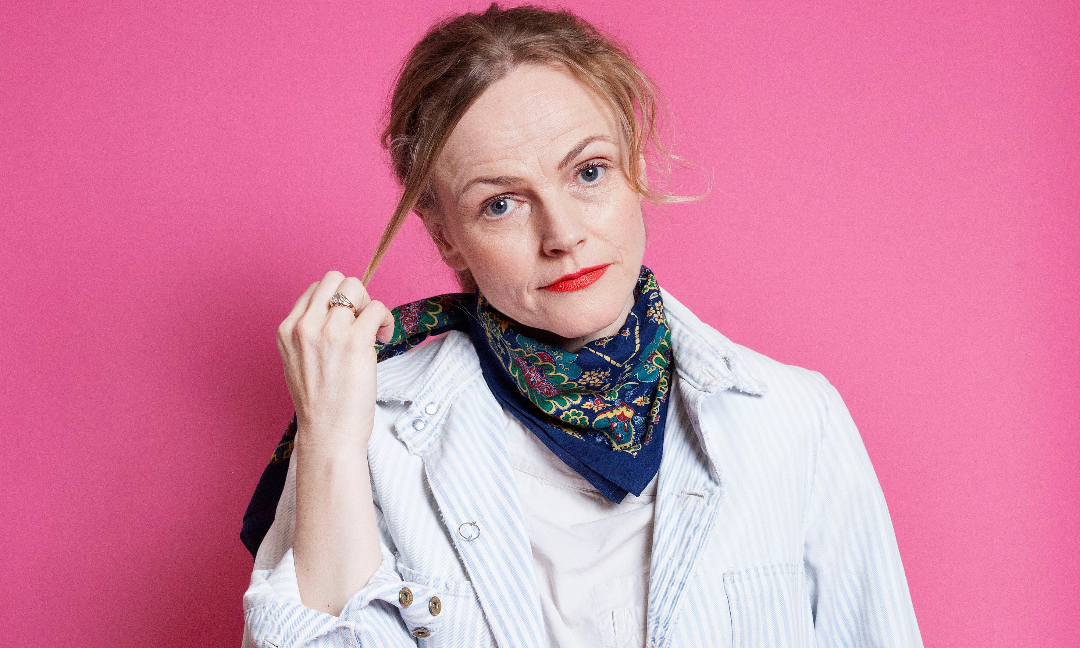 Maxine Peake: 'I'm sure people say: don't hire that big red raving loony'