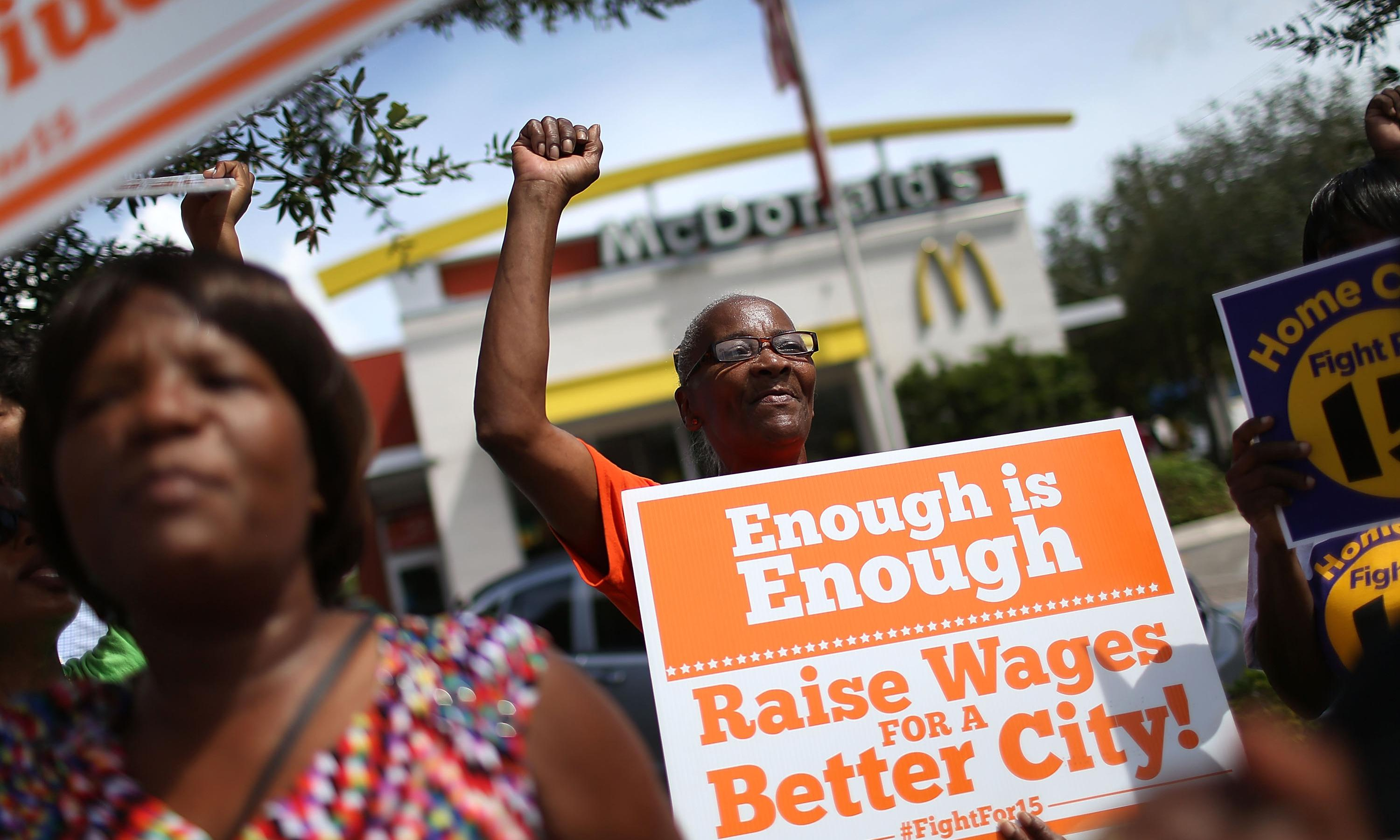 On the minimum wage one thing is clear: you get what you pay for