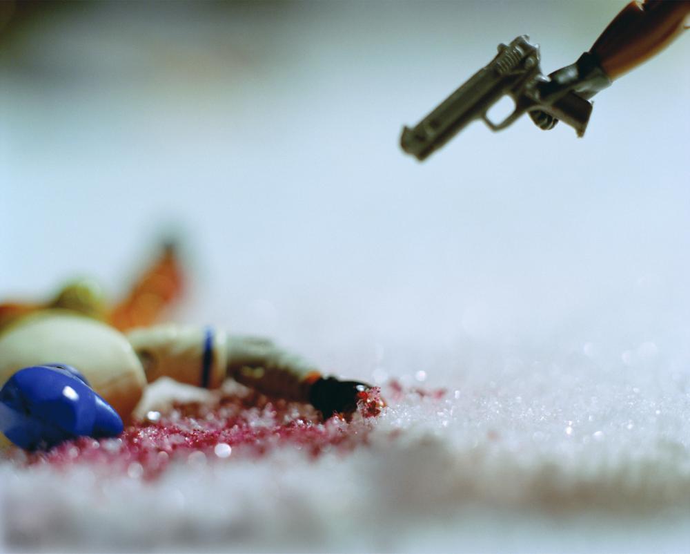 Gun over Songha, from Winter in America.