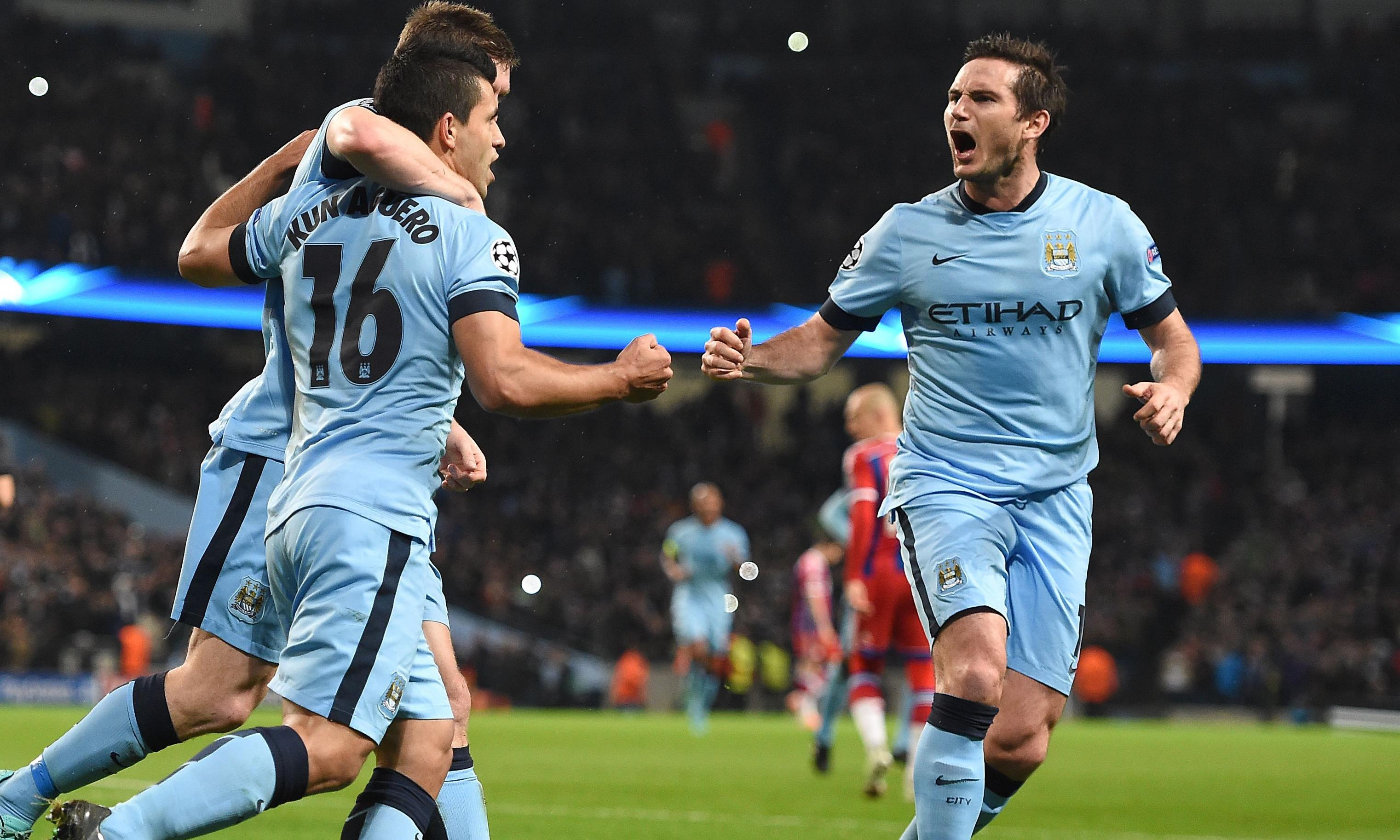 Frank Lampard's season at Manchester City helped shape his coaching career