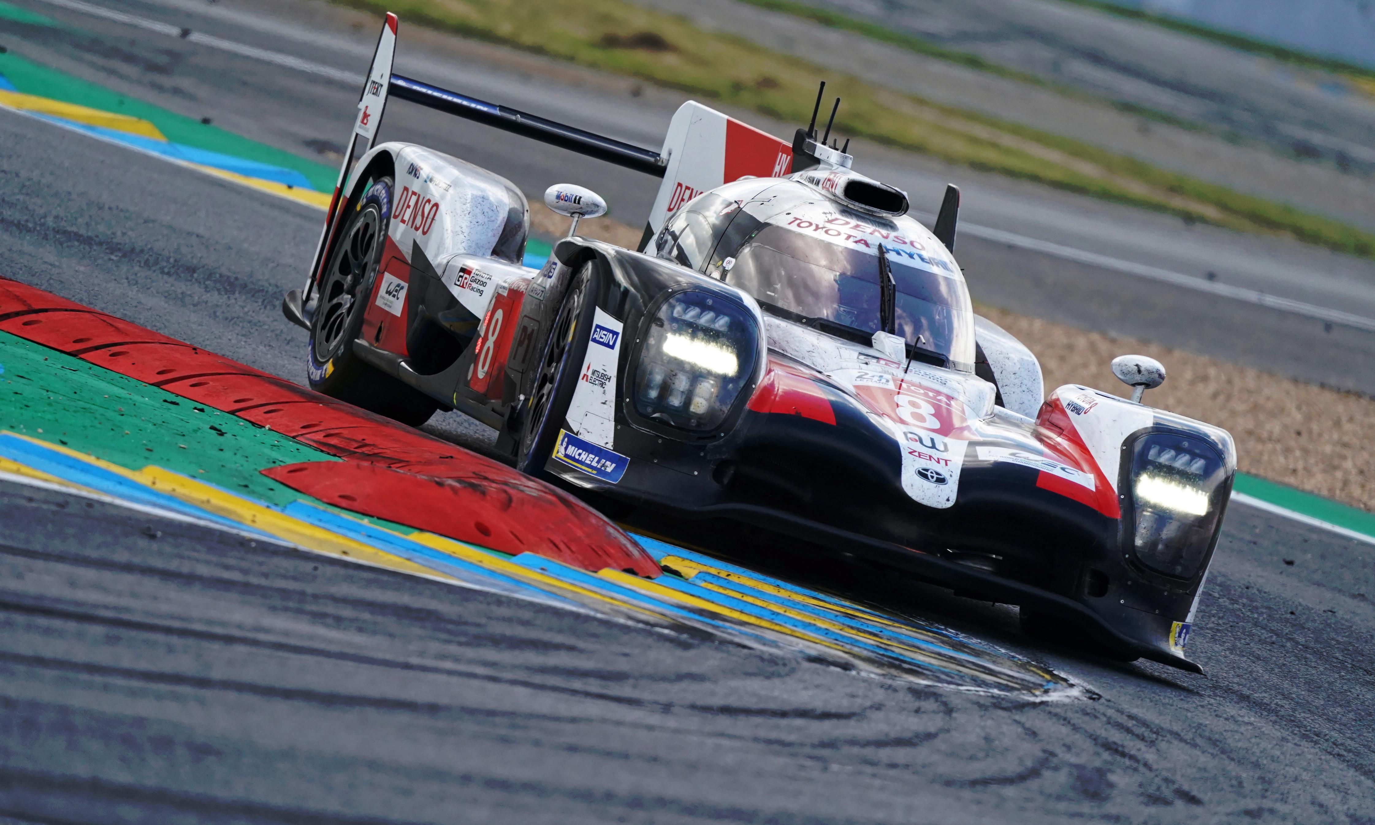 Le Mans 24 Hours: Fernando Alonso's Toyota team claim victory in race