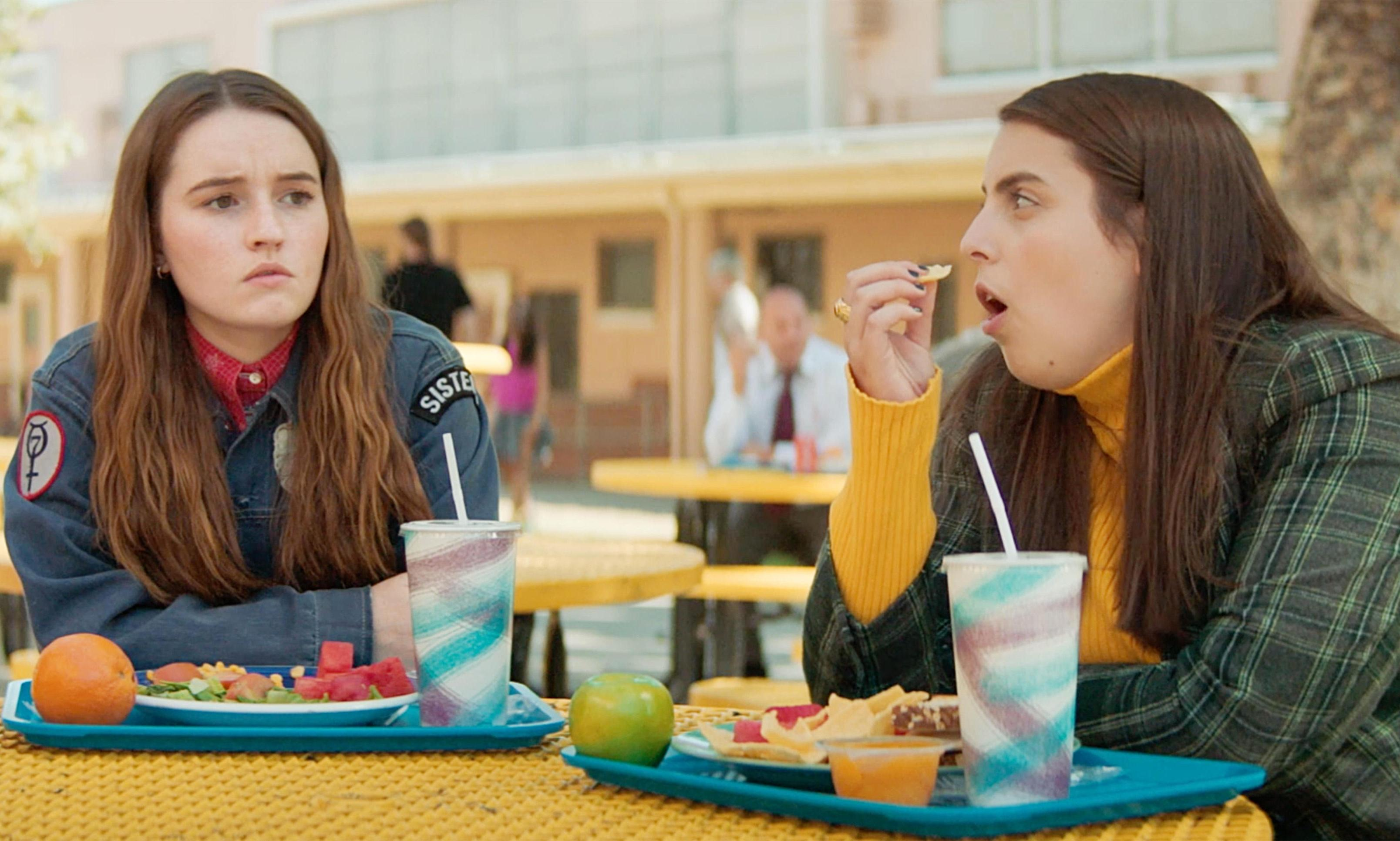 Booksmart review – fast, funny and feminist
