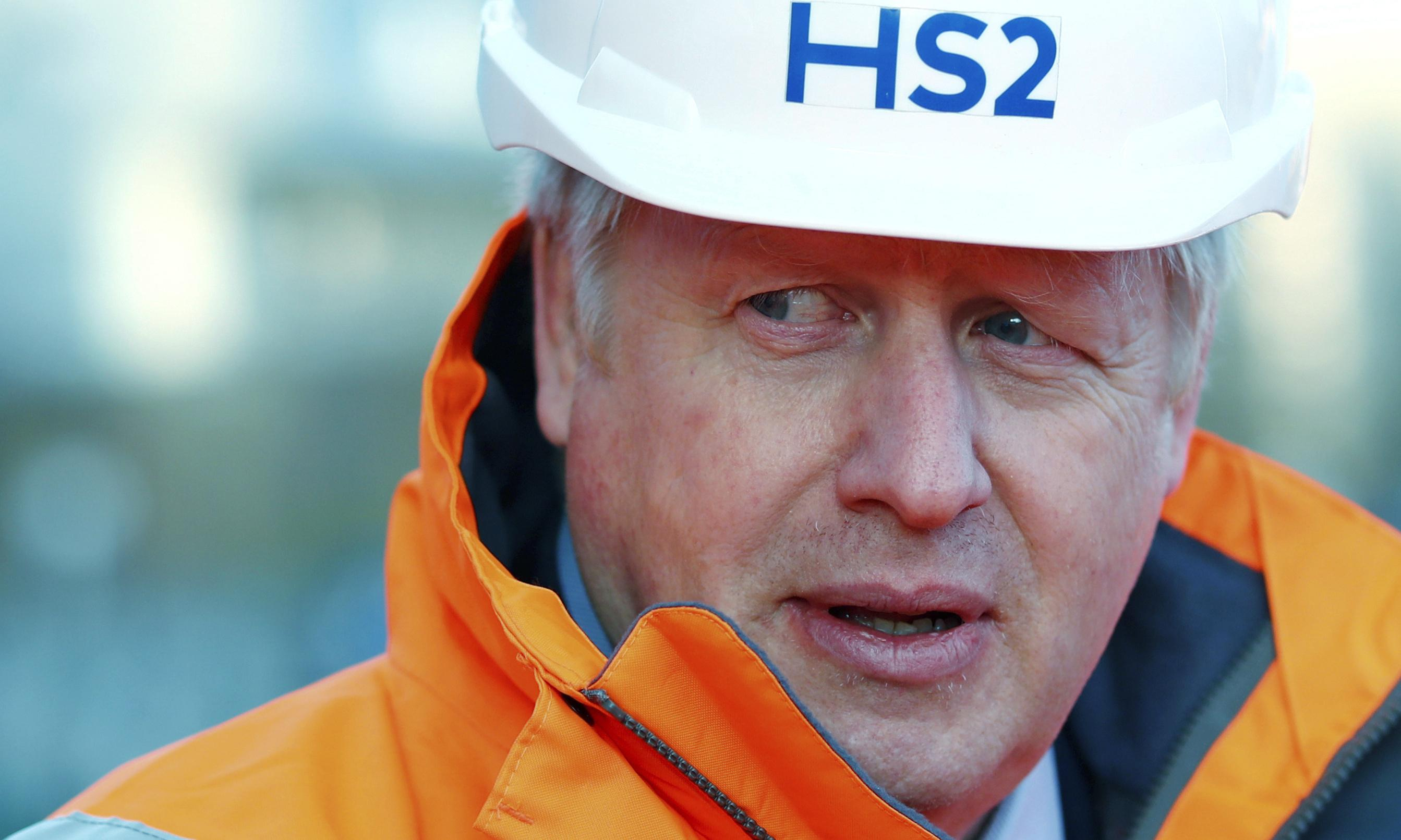 After giving HS2 the go-ahead, Boris Johnson can never again say there's no money