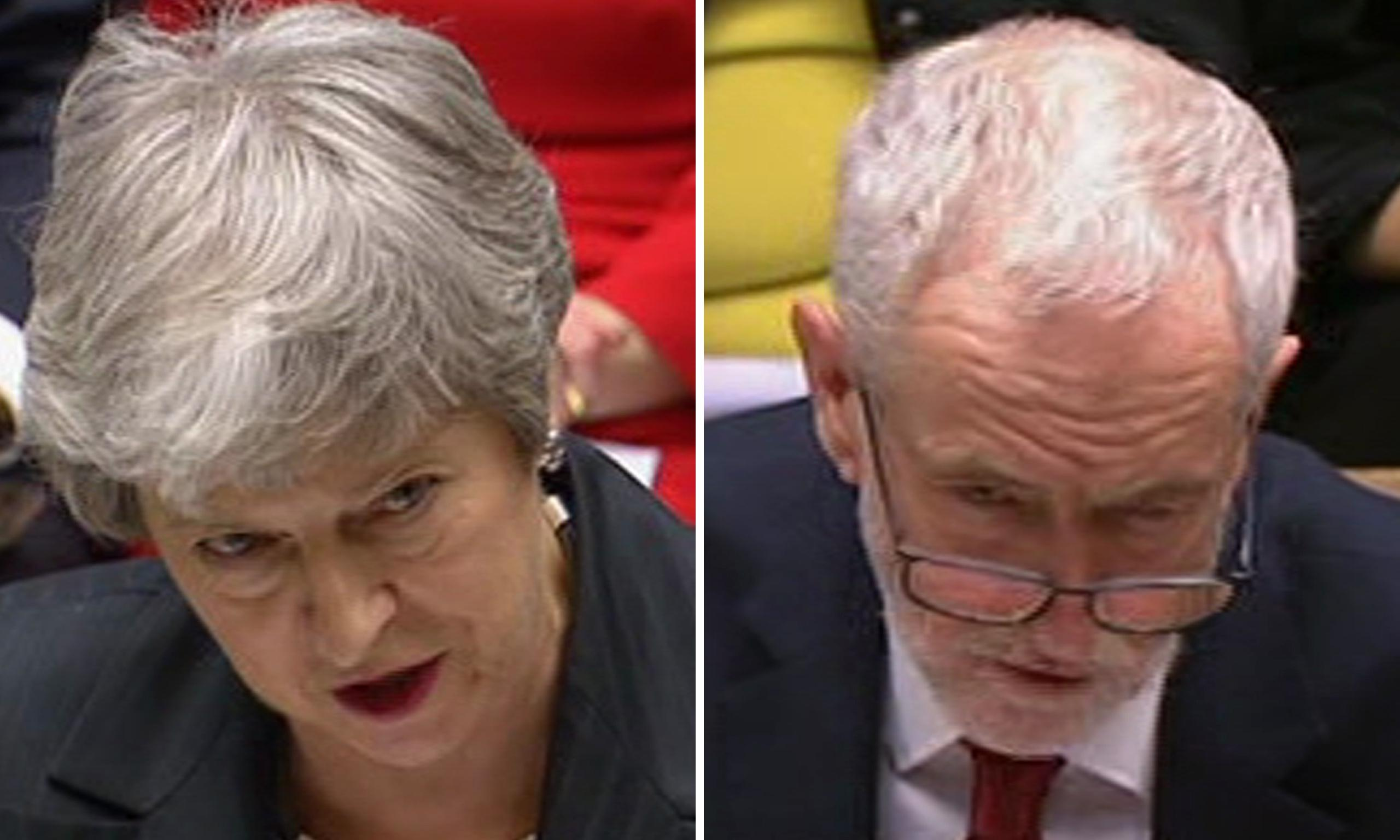 PMQs verdict: stubborn or detached from reality, May just keeps going