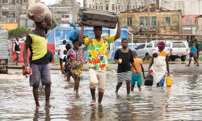 Storms, cyclones and floods will only worsen as the planet warms