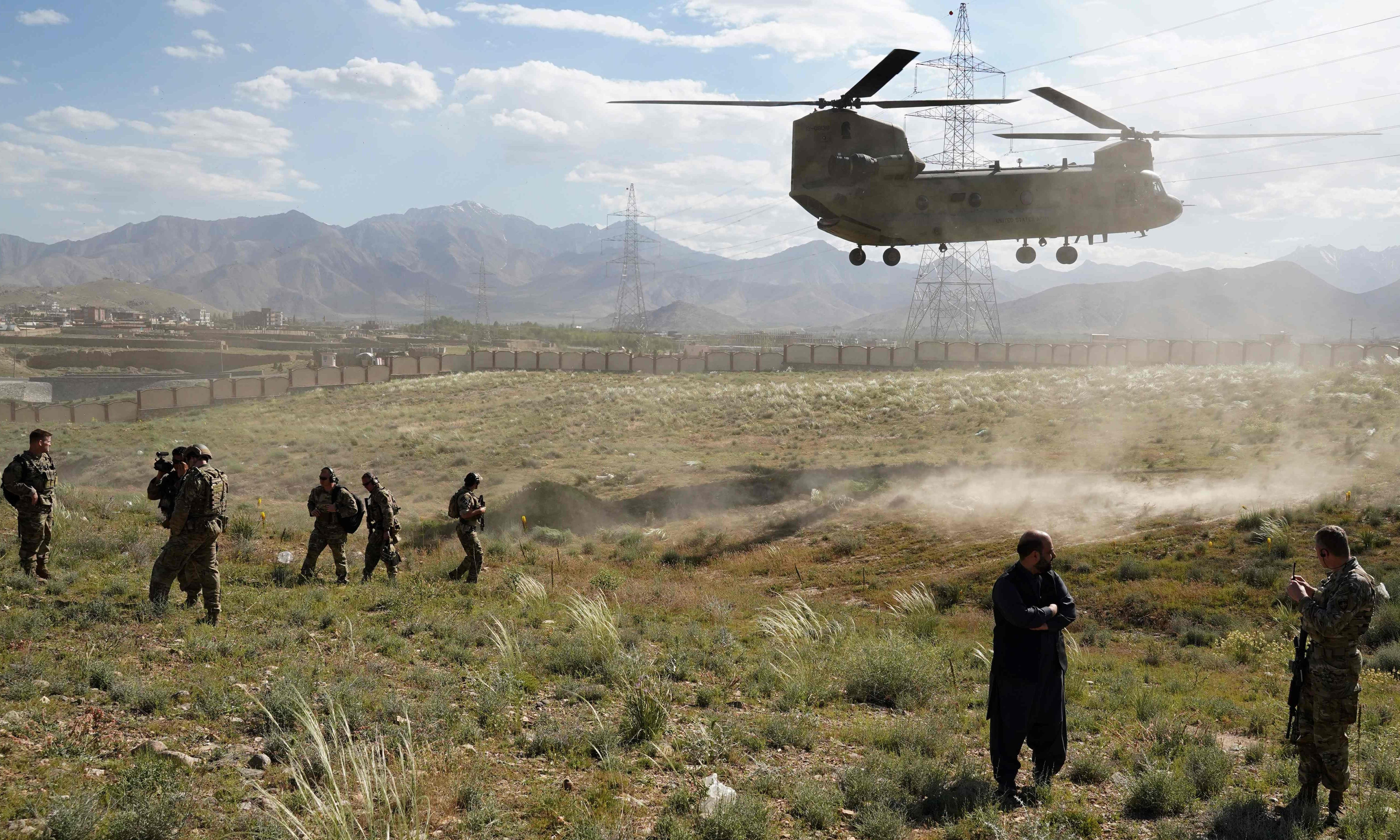 Taliban offer to stand down fighters to restart peace talks with US