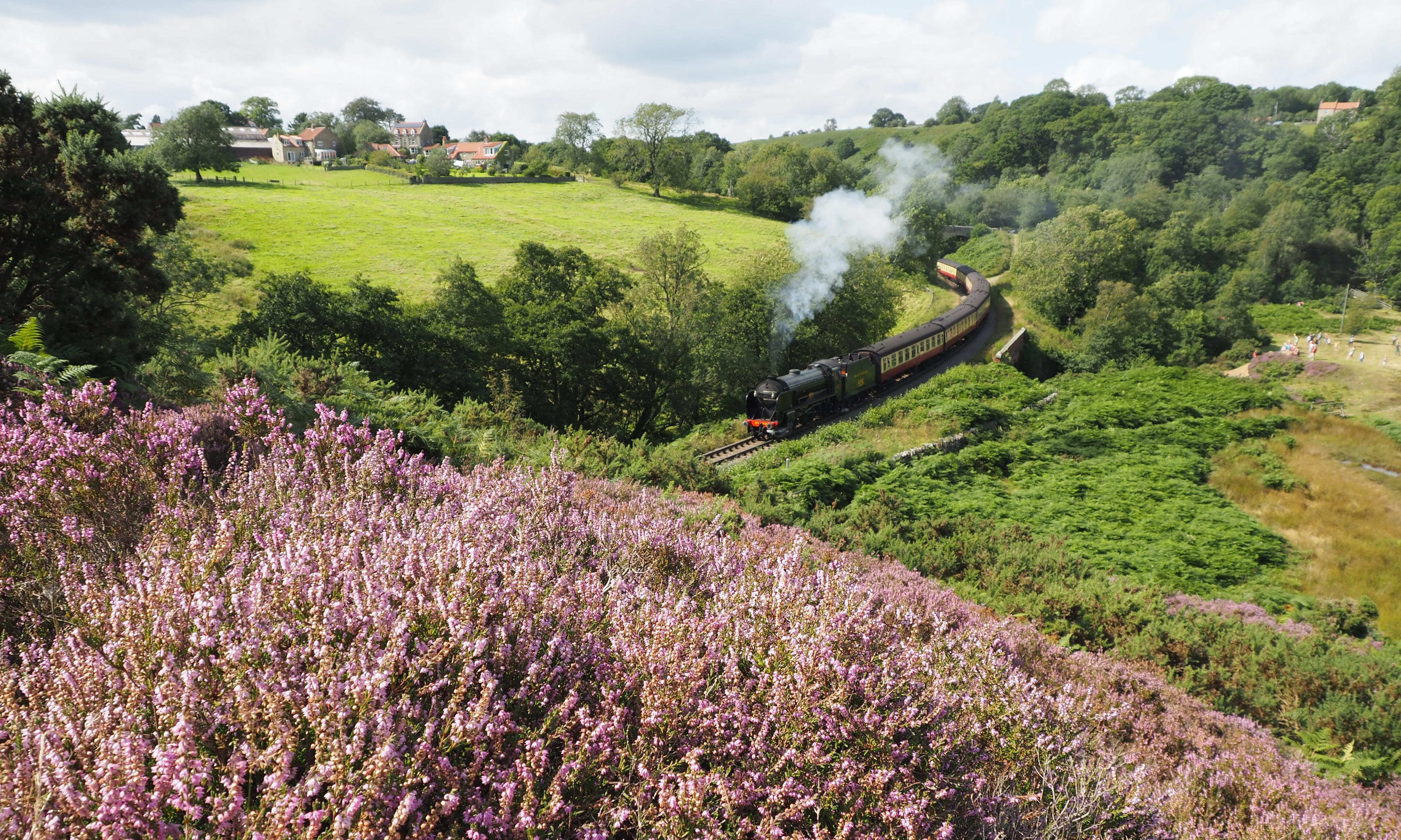 Country diary: full steam ahead for cask-strength nostalgia