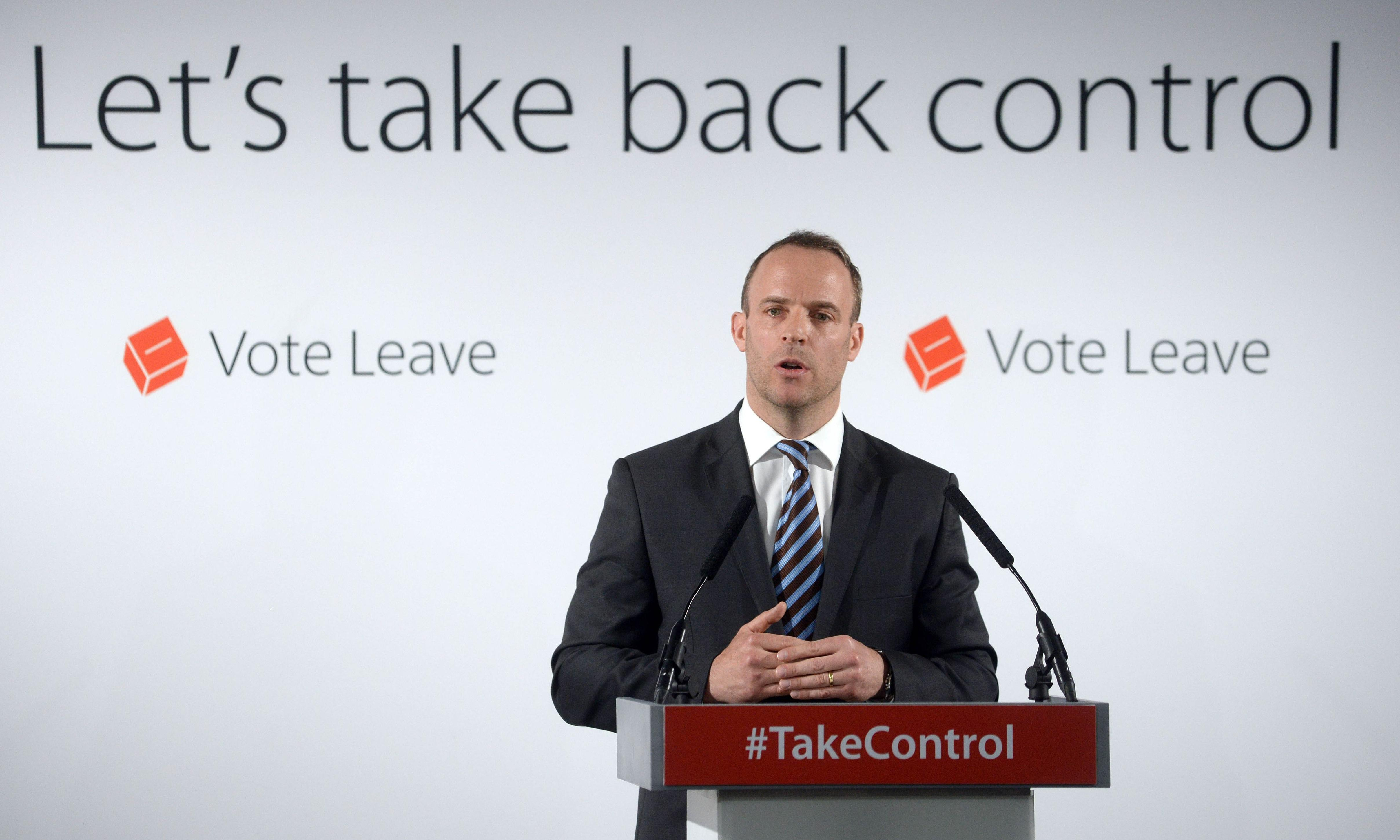 What Vote Leave leaders really said about no-deal Brexit