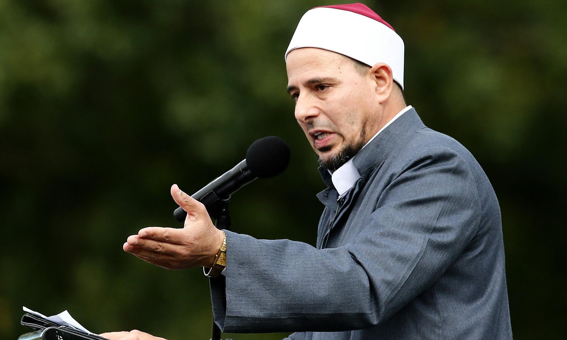New Zealand attack: Al Noor mosque imam tells world leaders to fight hate speech
