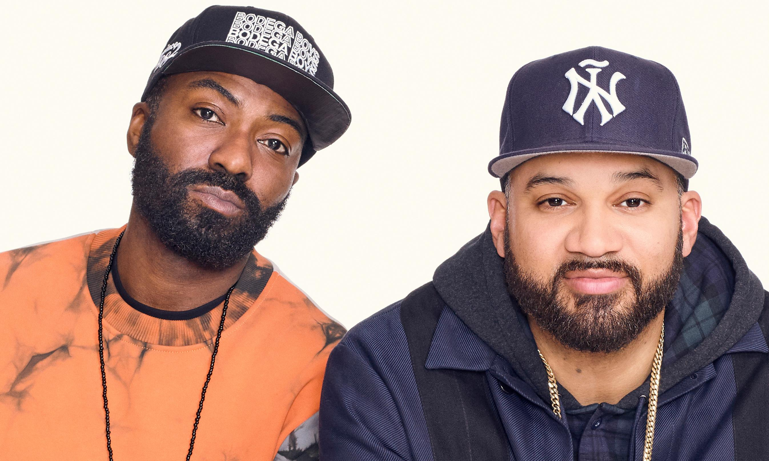 Desus and Mero: how the Bronx duo talked their way to the top of TV