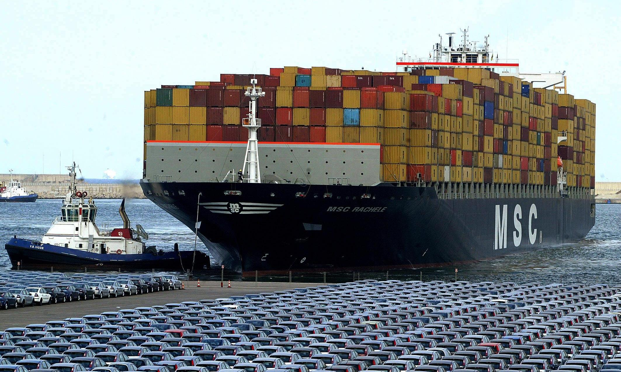 European shipping emissions undermining international climate targets