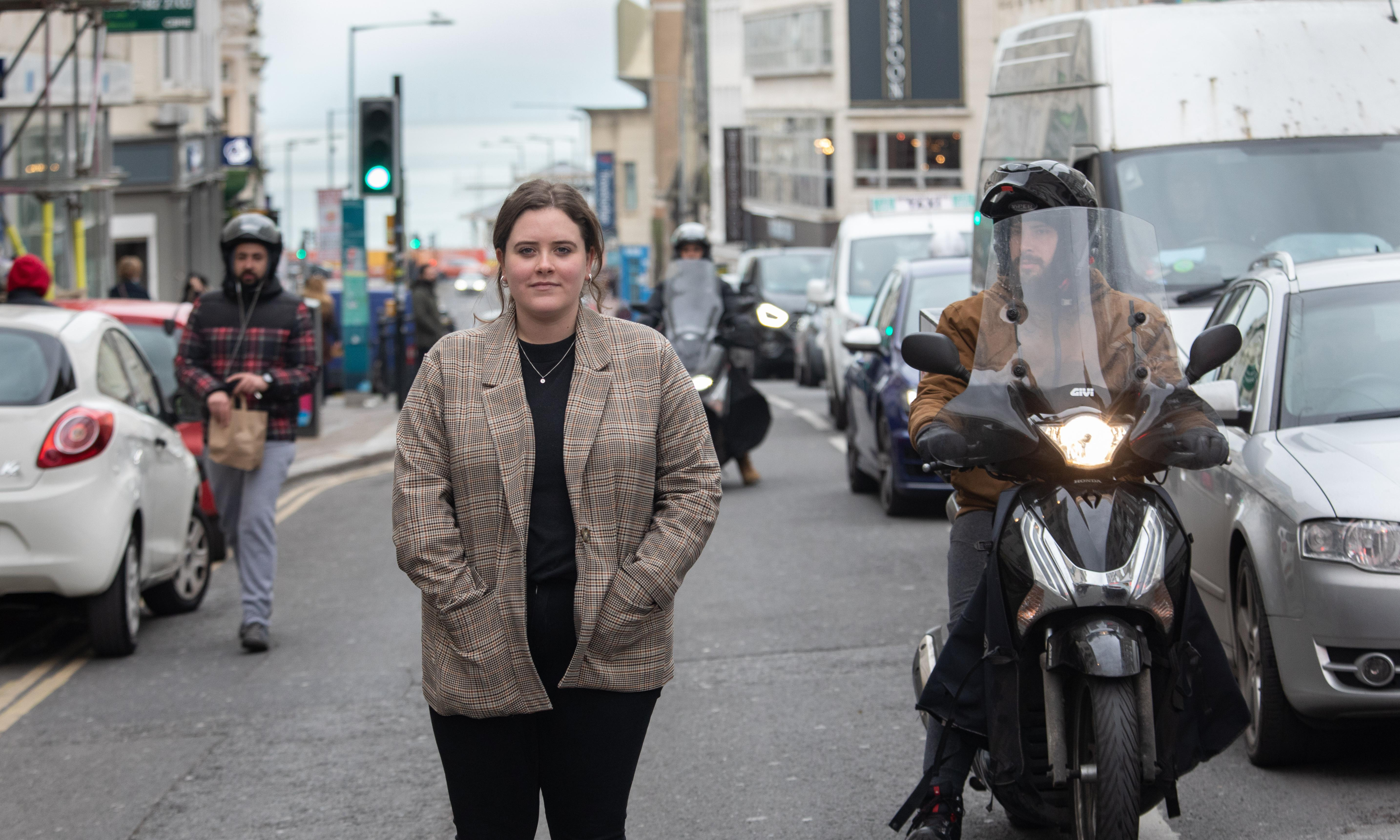 Brighton, Bristol, York ... city centres signal the end of the road for cars