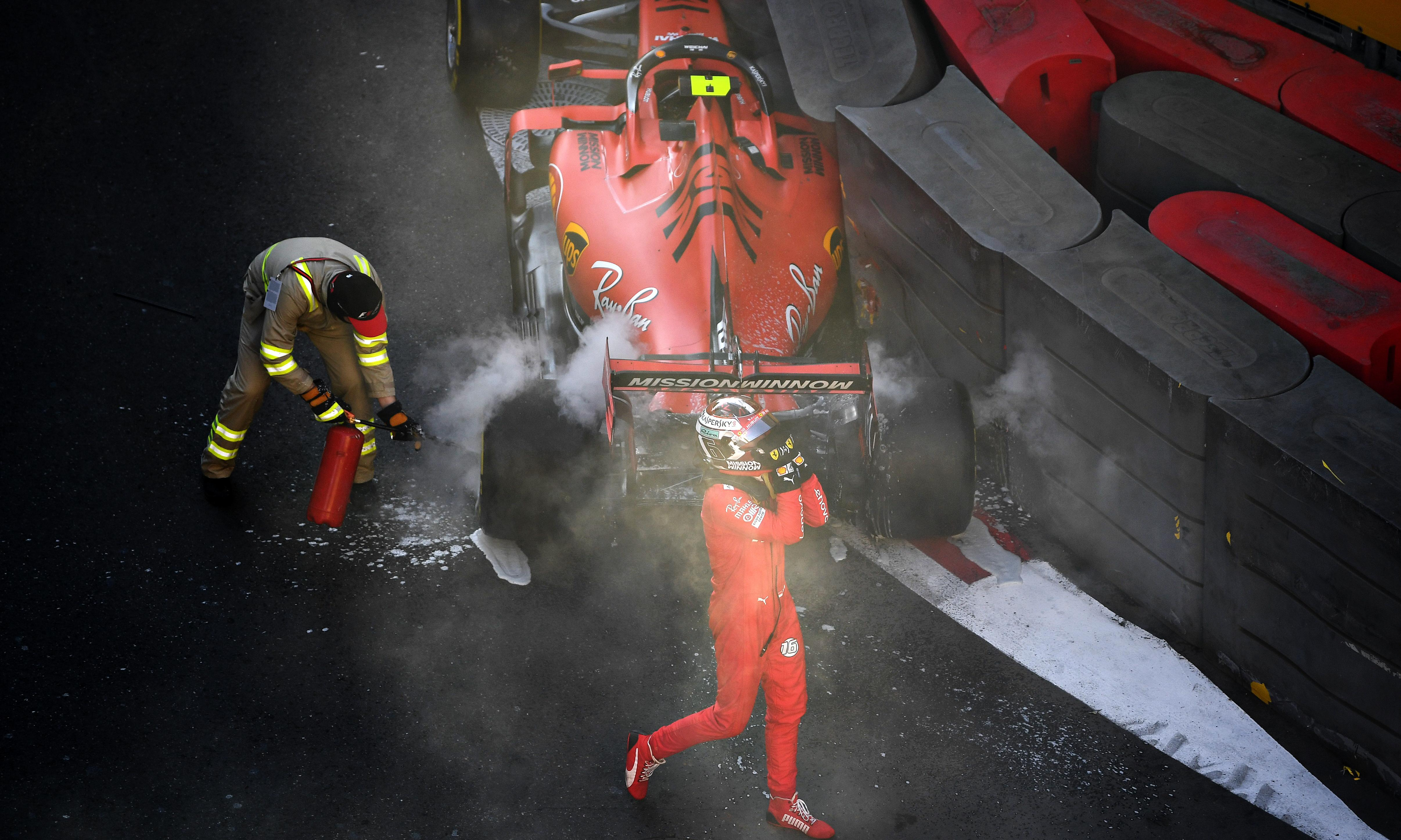 Ferrari's historic penchant for a good crisis remains – 90 years down the track