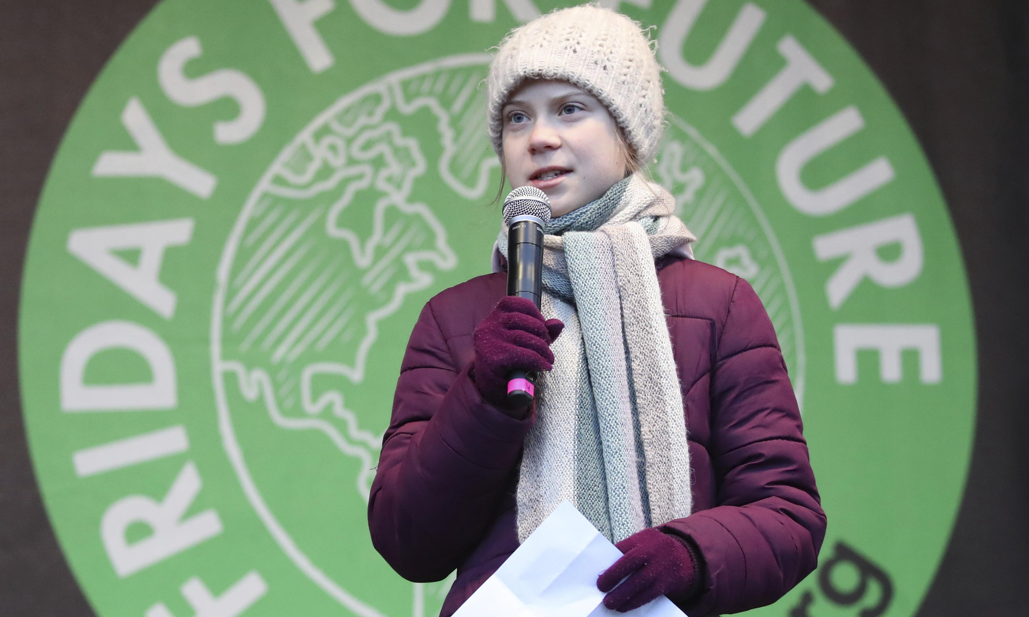 Greta Thunberg to visit Bristol for youth climate protest