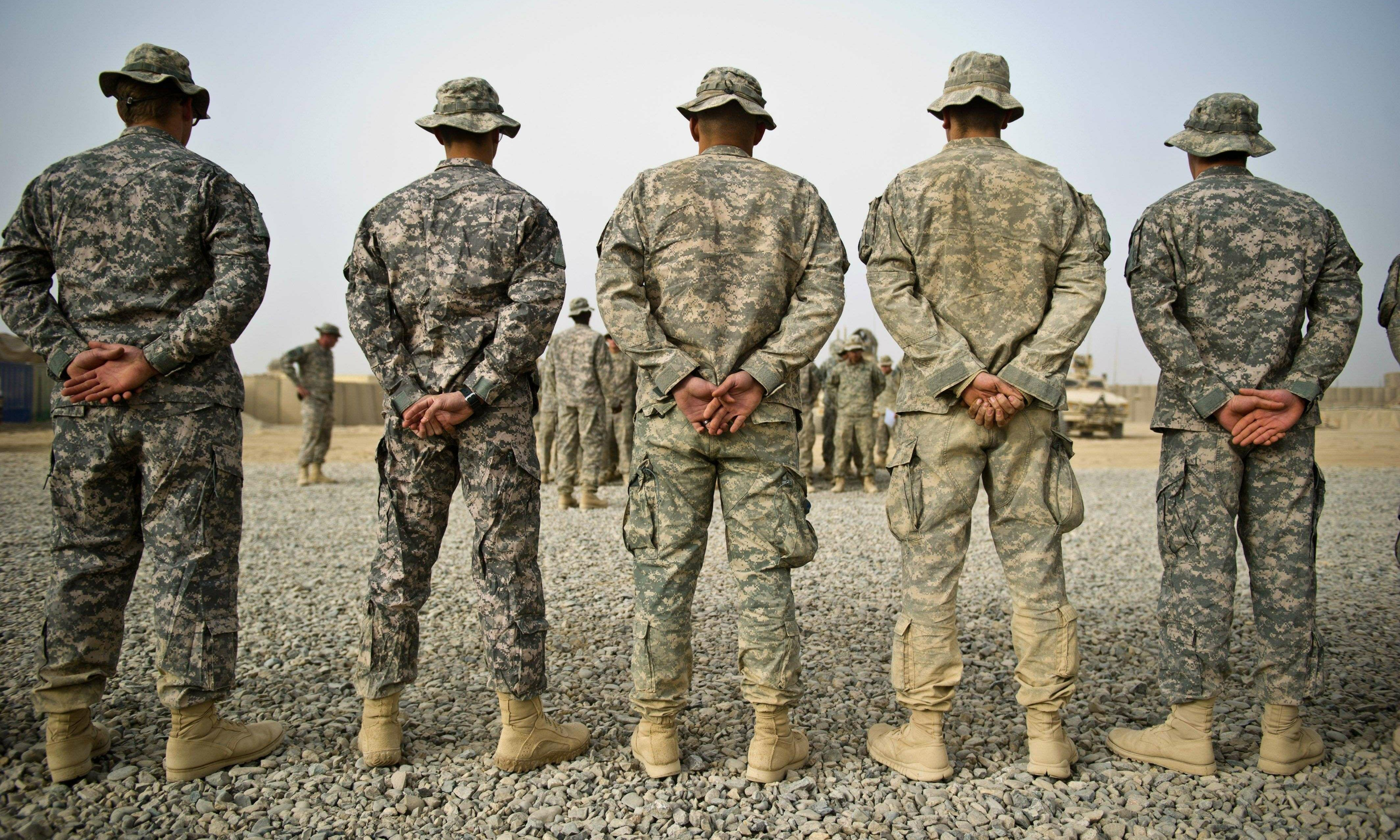 US briefing: 1,000 US troops to Middle East, Facebook crypto and Morsi death