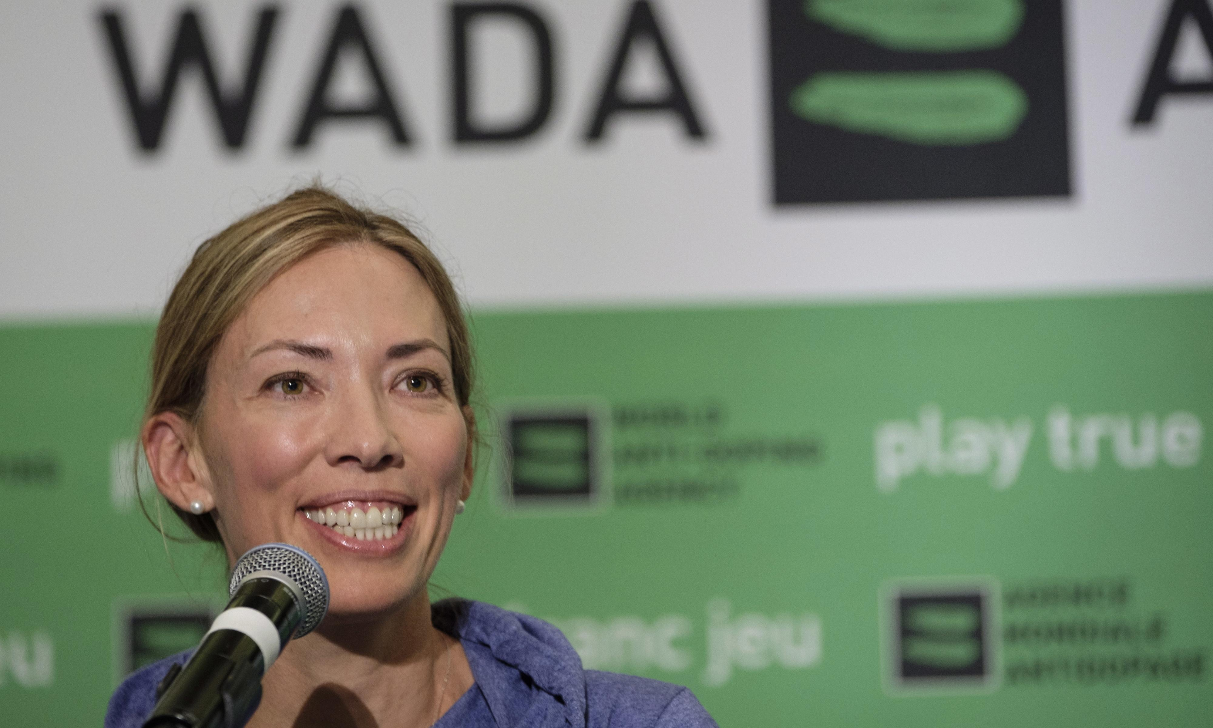 Athletes condemn 'spineless' Wada as Putin considers appeal