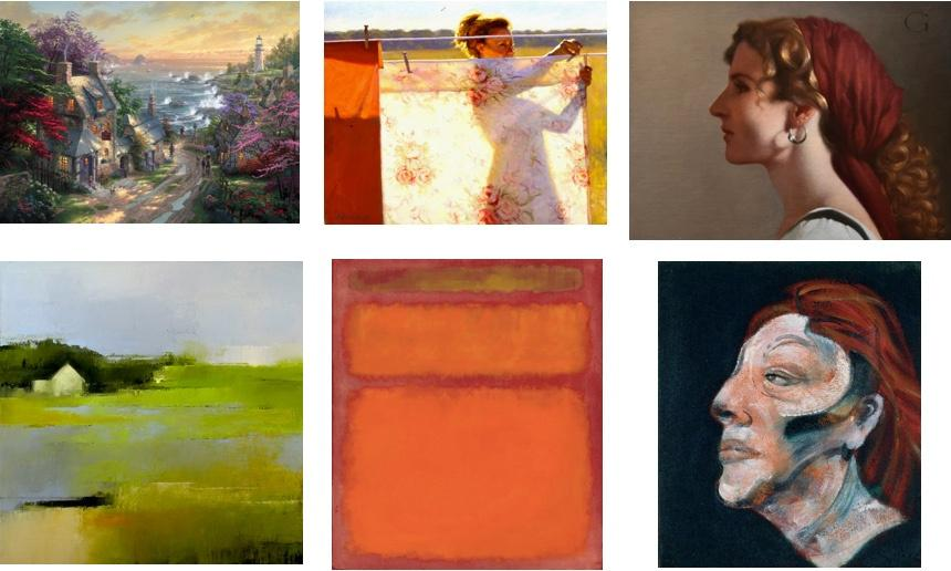 Brexiters like realism, remainers prefer impressionist art, study finds