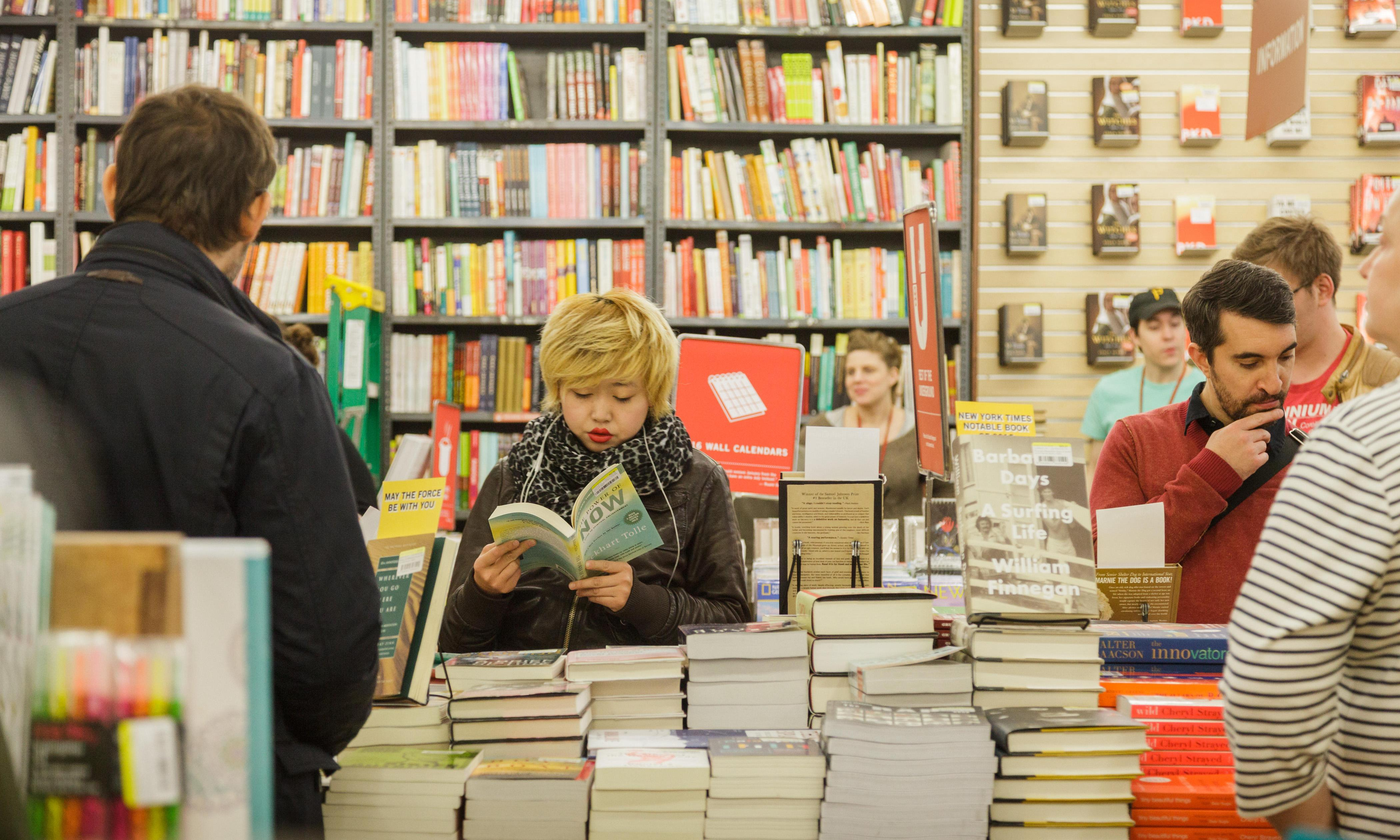 New York's Strand bookshop begs to avoid official landmarking